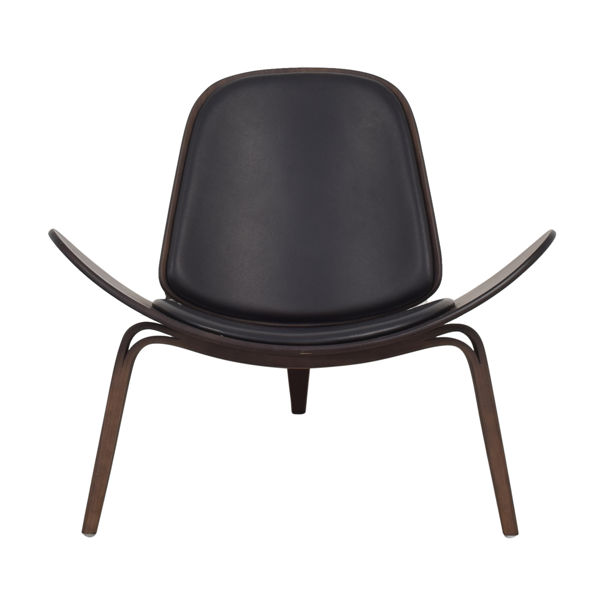 buy Bloomingdale's Jacobsen-Style Shell Lounge Chair Bloomingdale's Chairs