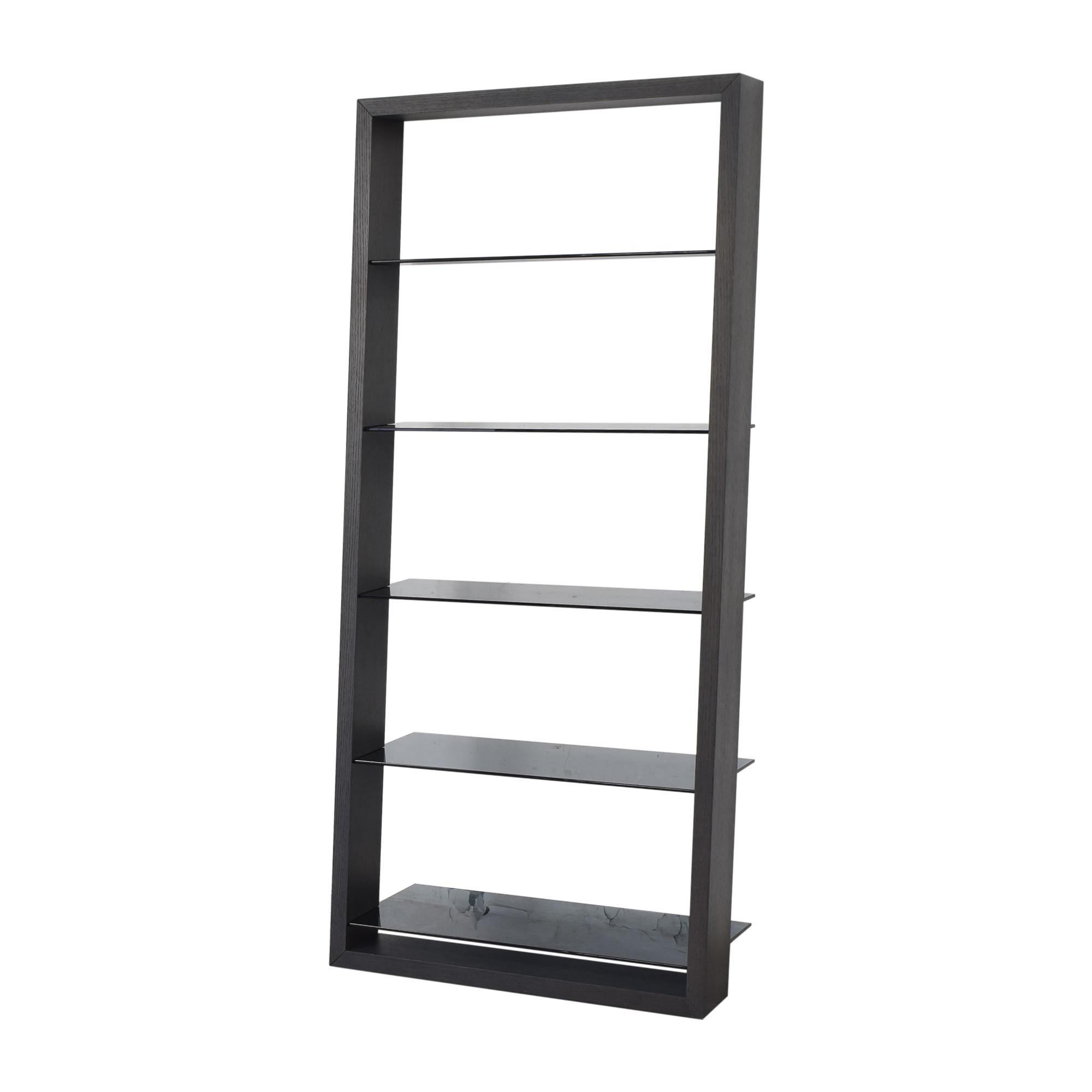 BDI Furniture Jensen-Lewis BDI Eileen Leaning Shelf Storage