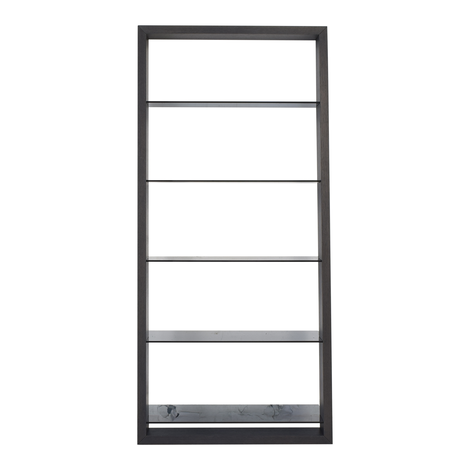buy Jensen-Lewis BDI Eileen Leaning Shelf BDI Furniture Bookcases & Shelving