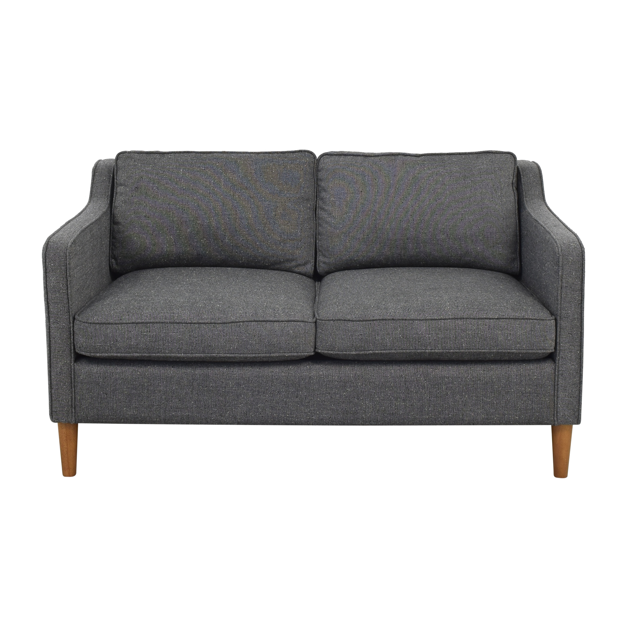 buy West Elm Hamilton Loveseat West Elm Sofas