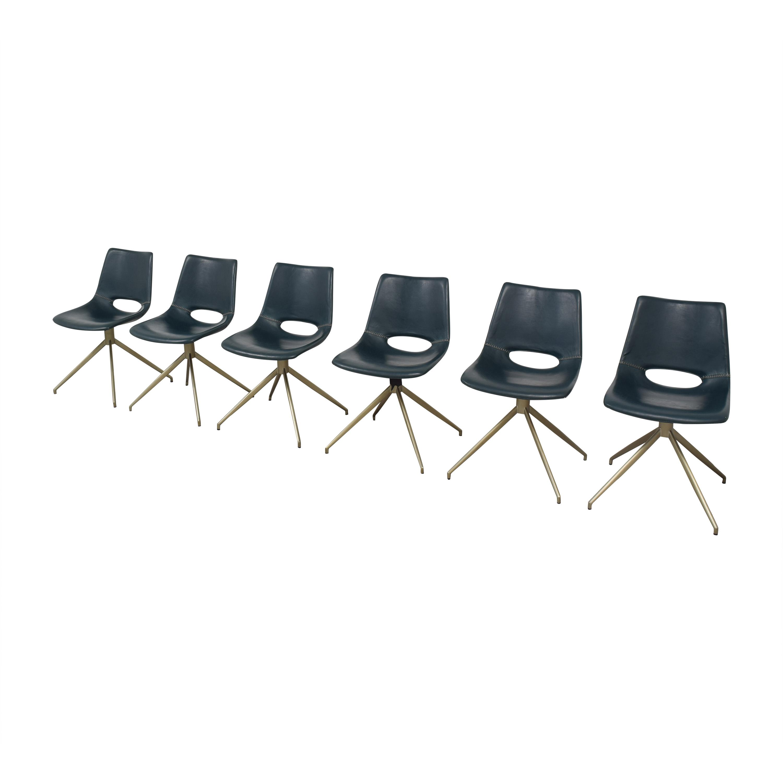 buy Safavieh Danube Swivel Chairs Safavieh