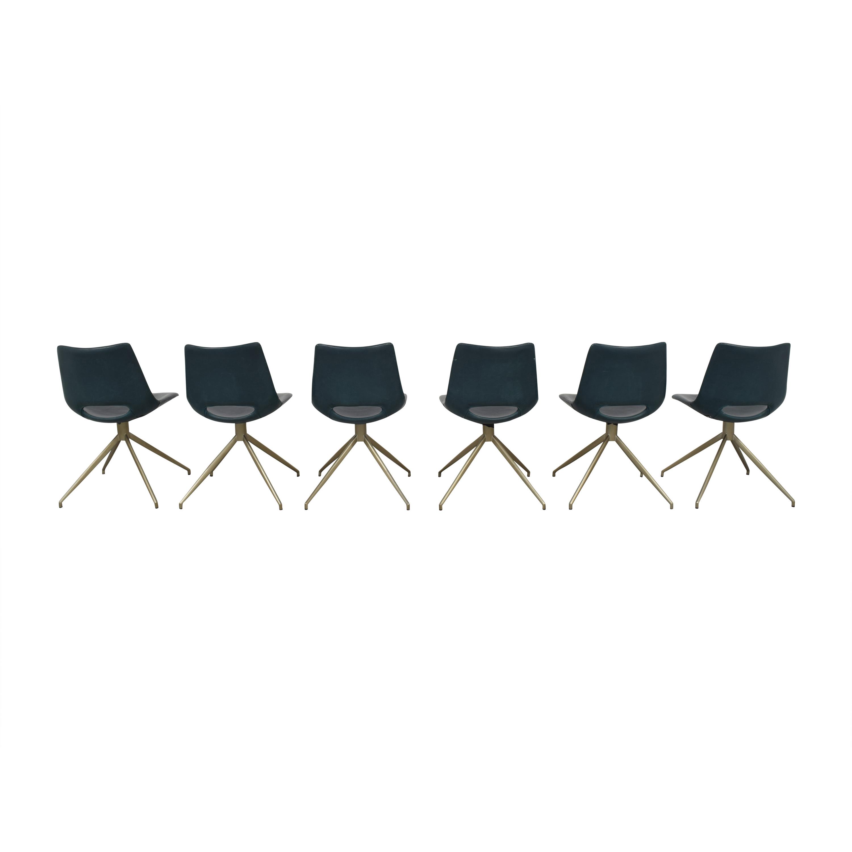 Safavieh Safavieh Danube Swivel Chairs