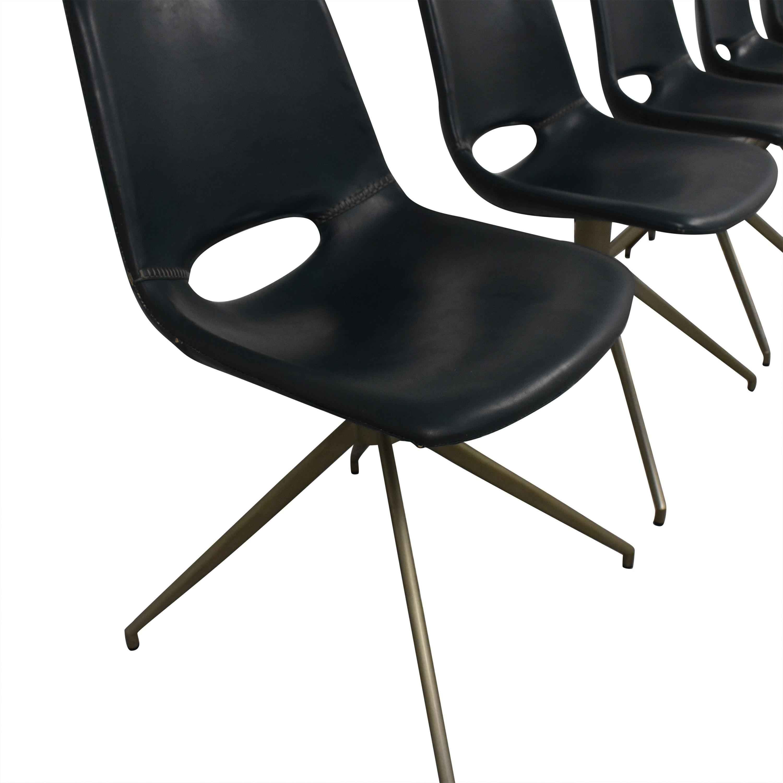 Safavieh Safavieh Danube Swivel Chairs ct