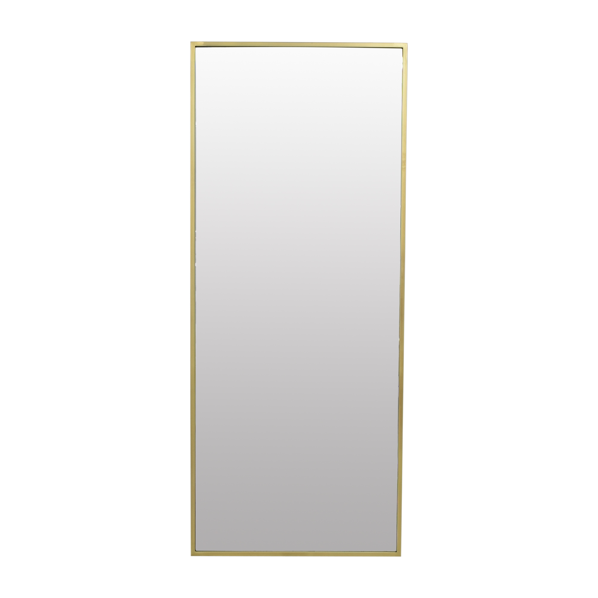 West Elm West Elm Metal Framed Floor Mirror Decor