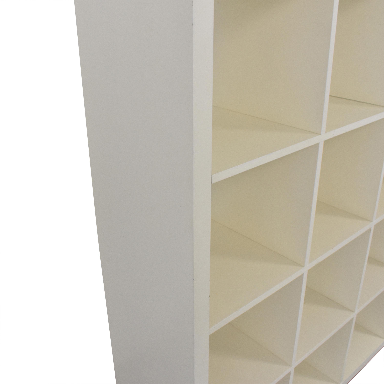 Pottery Barn Teen Pottery Barn Teen Cubby Bookcase Bookcases & Shelving