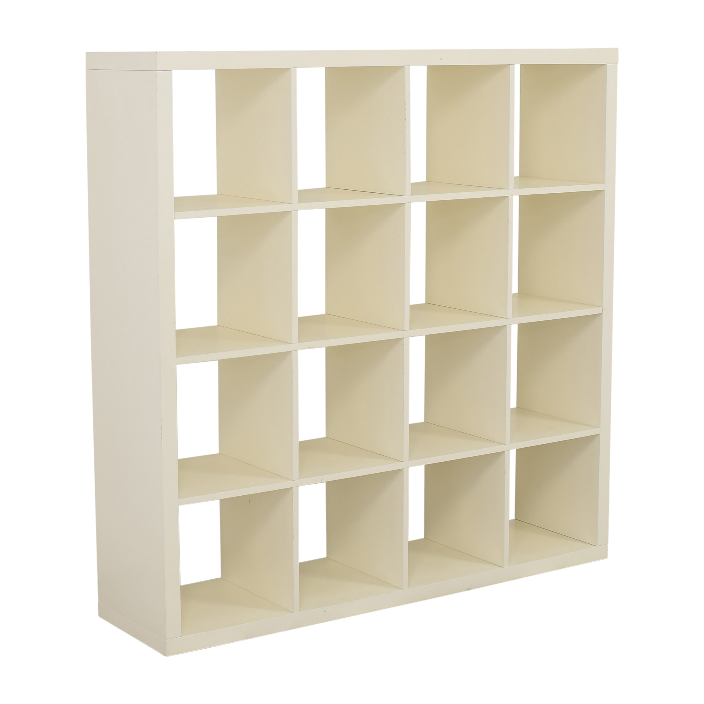 Pottery Barn Teen Cubby Bookcase sale