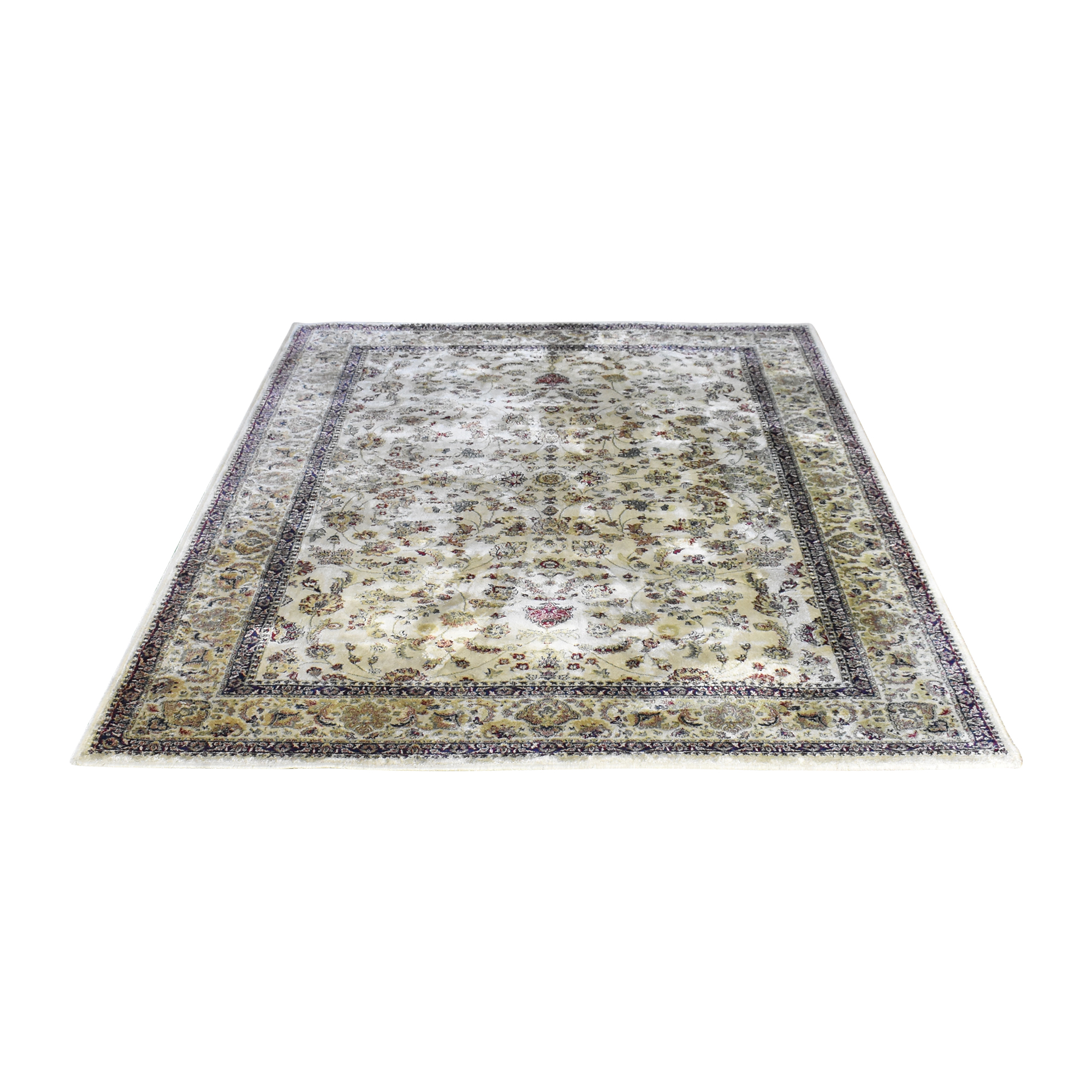shop Patterned Area Rug  Rugs