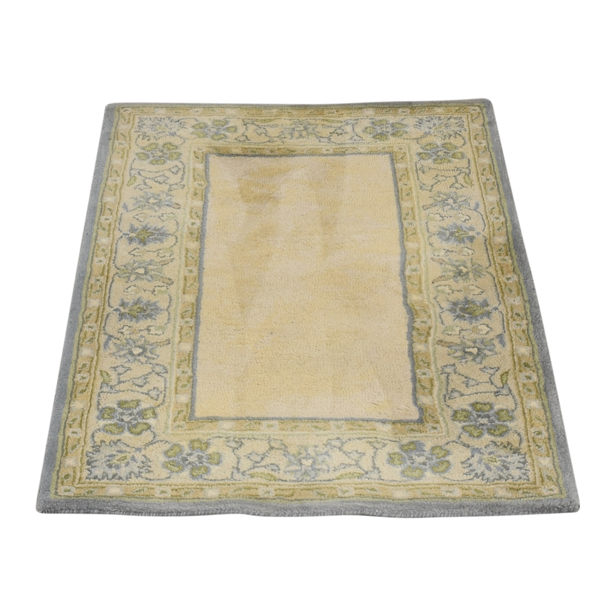 buy Pottery Barn Torino Border Rug Pottery Barn