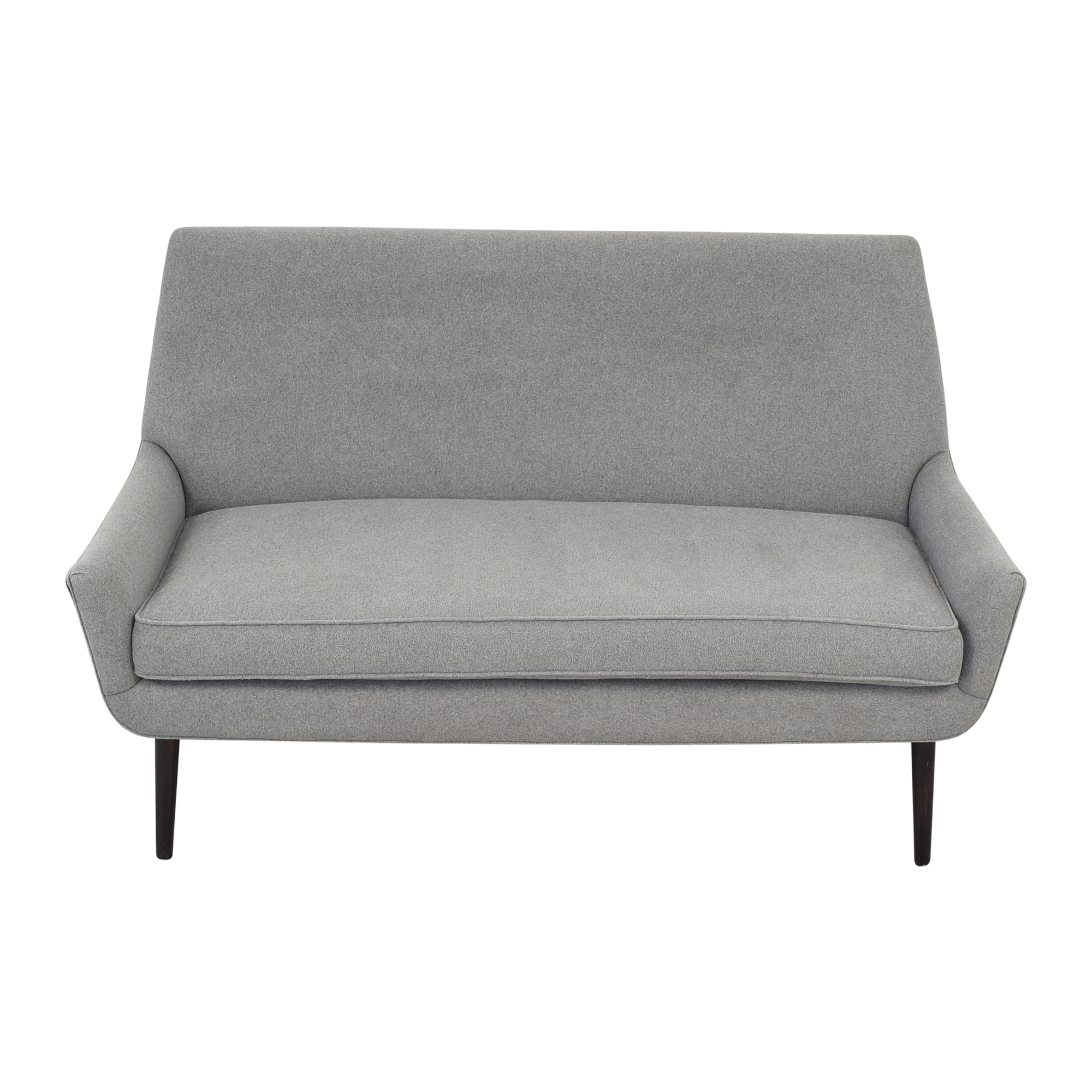ABC Carpet & Home ABC Carpet & Home Grey Sofa Loveseat price