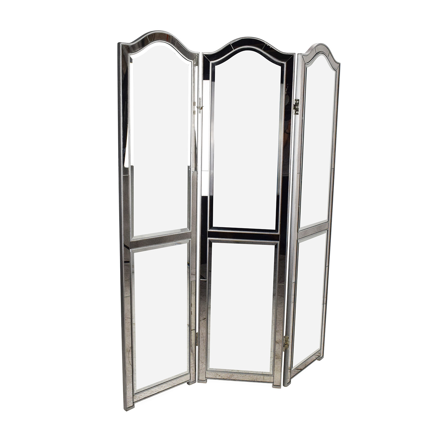 buy Pier 1 Hayworth Mirrored Room Divider Pier 1 Imports Dividers