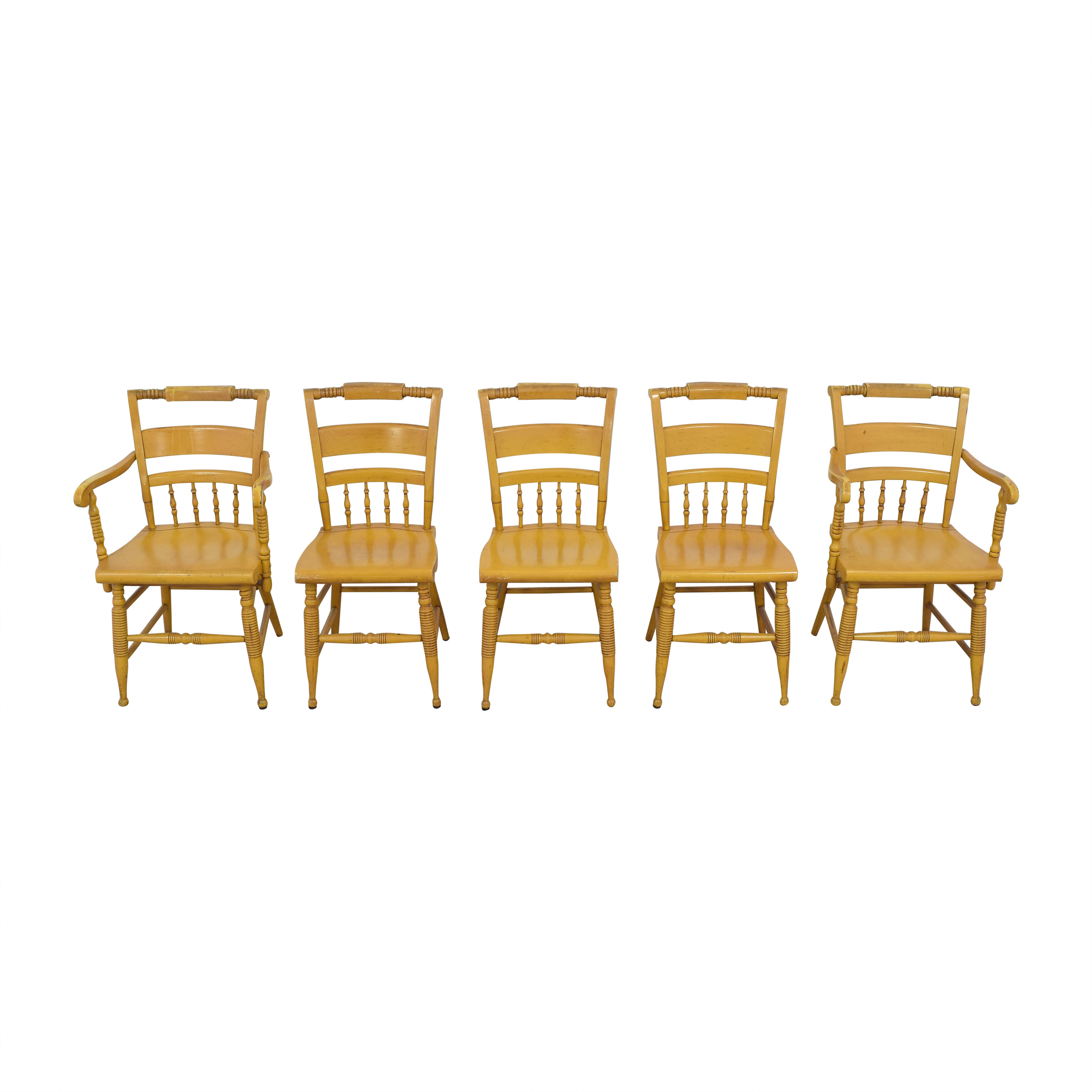 Nichols & Stone Vintage Dinner Chairs / Chairs