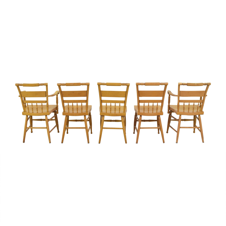 Nichols & Stone Nichols & Stone Vintage Dinner Chairs for sale