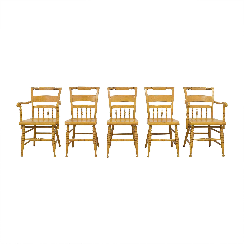 Nichols & Stone Nichols & Stone Vintage Dinner Chairs Chairs