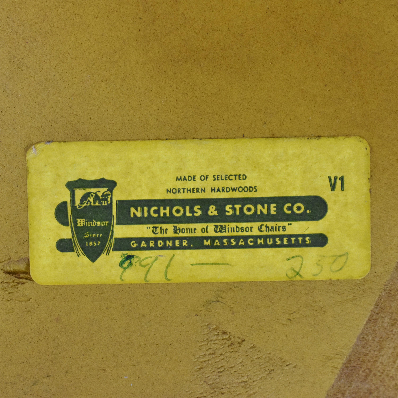 Nichols & Stone Nichols & Stone Vintage Dinner Chairs second hand