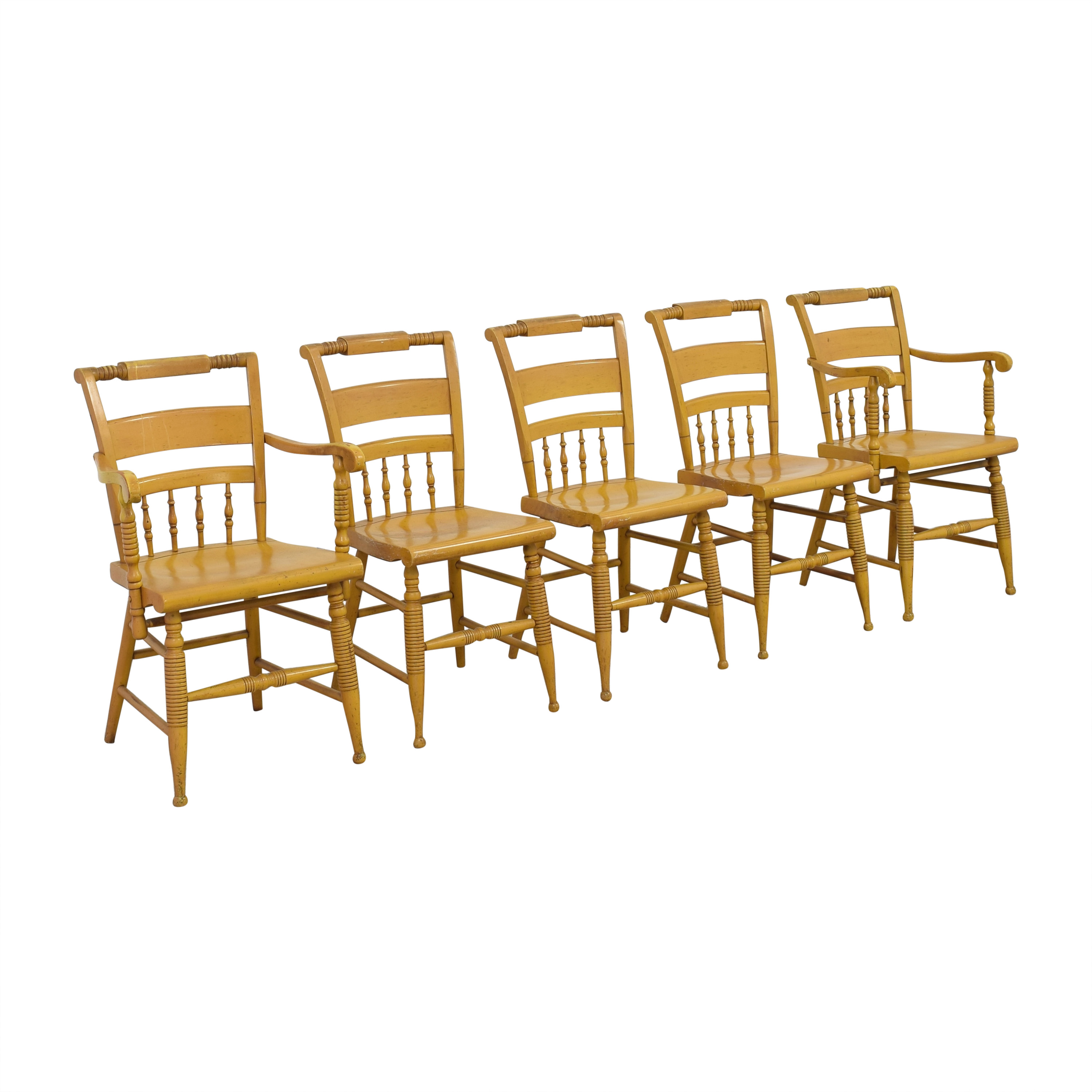 Nichols & Stone Vintage Dinner Chairs / Dining Chairs