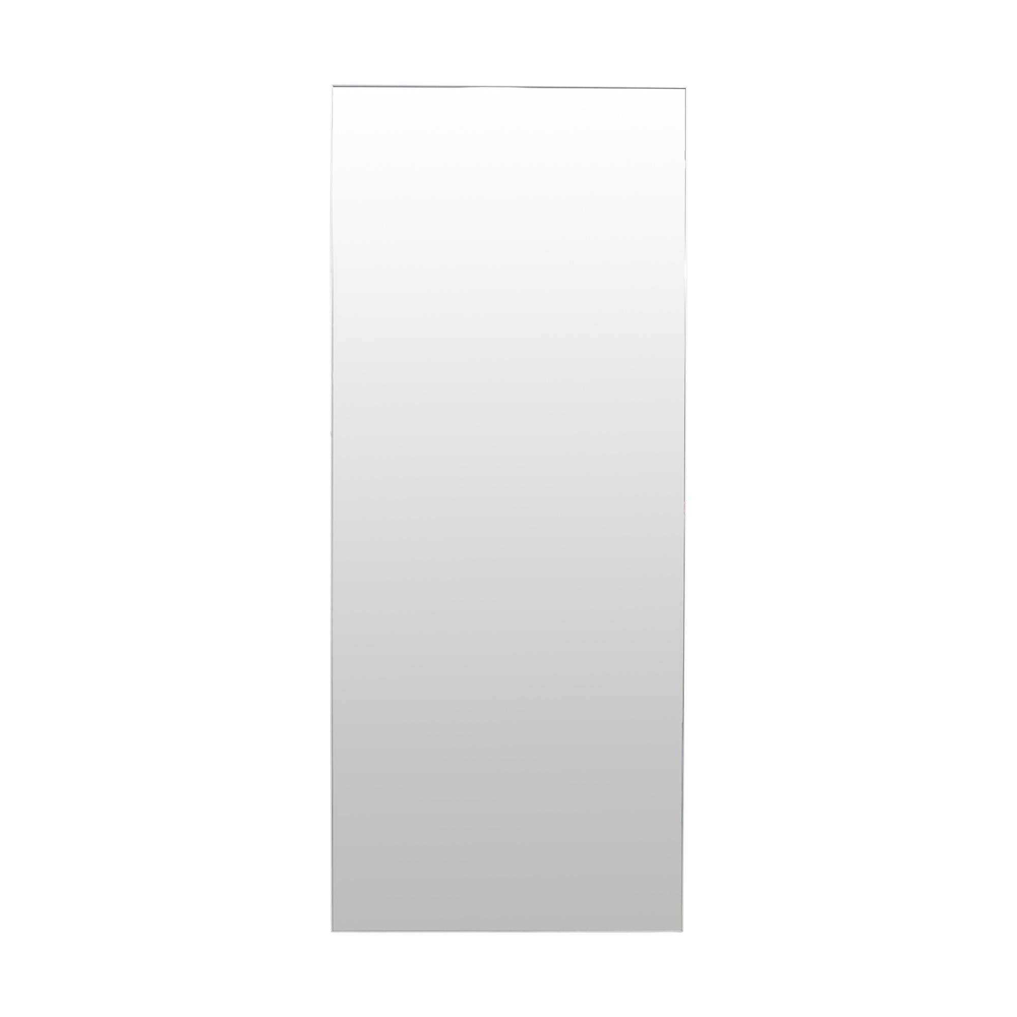 CB2 CB2 Metal Framed Floor Mirror second hand