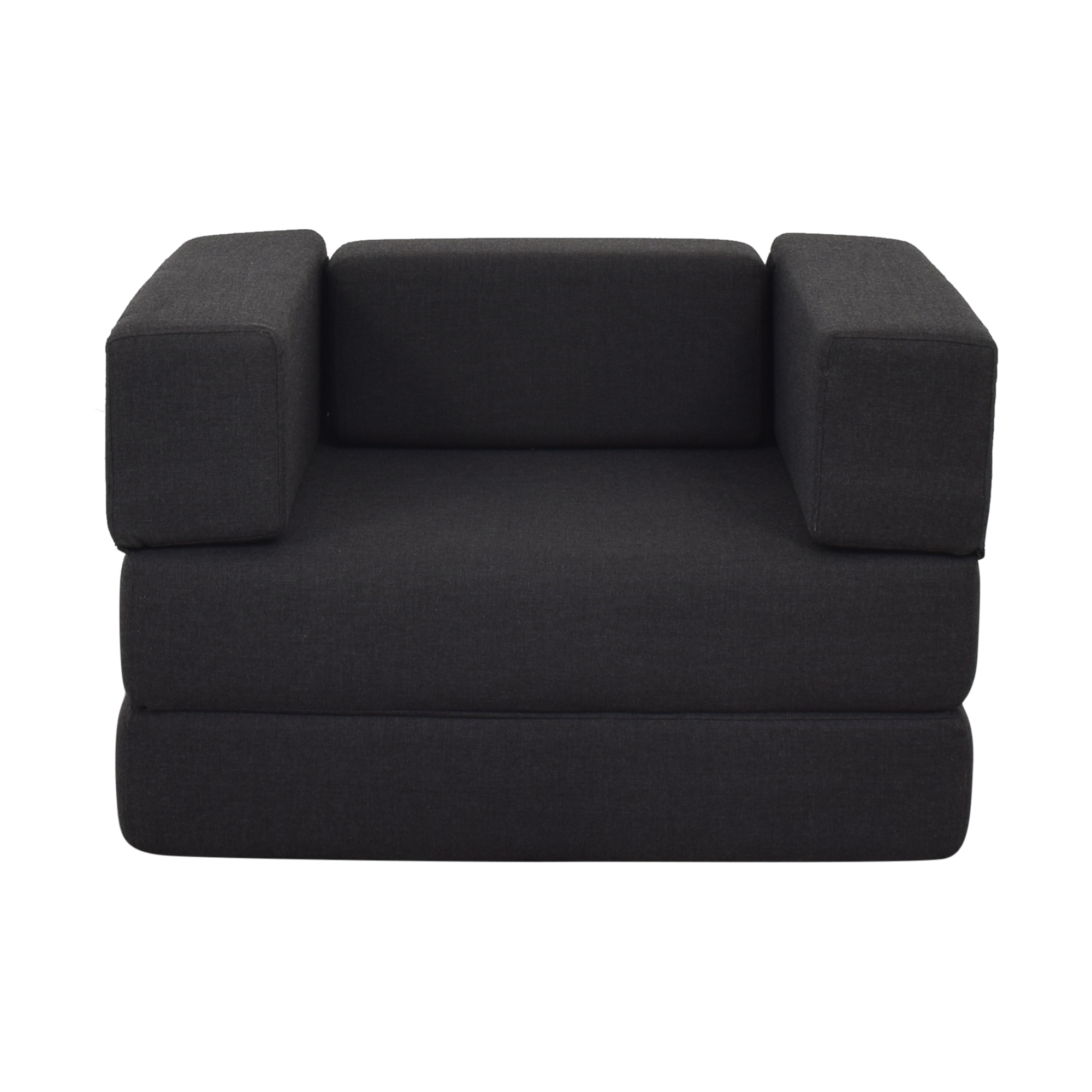 Smart Furniture Convertible Twin Sleeper Arm Chair