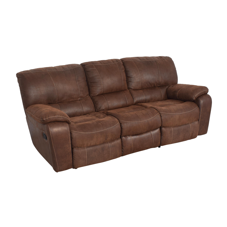 Three Seat Reclining Sofa ma
