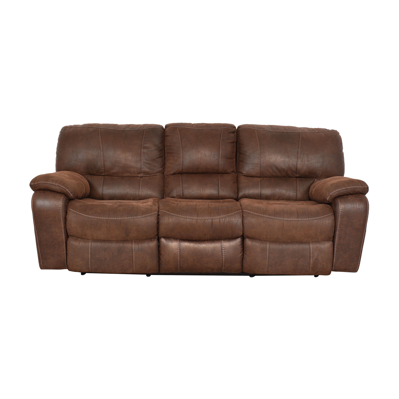 Three Seat Reclining Sofa price