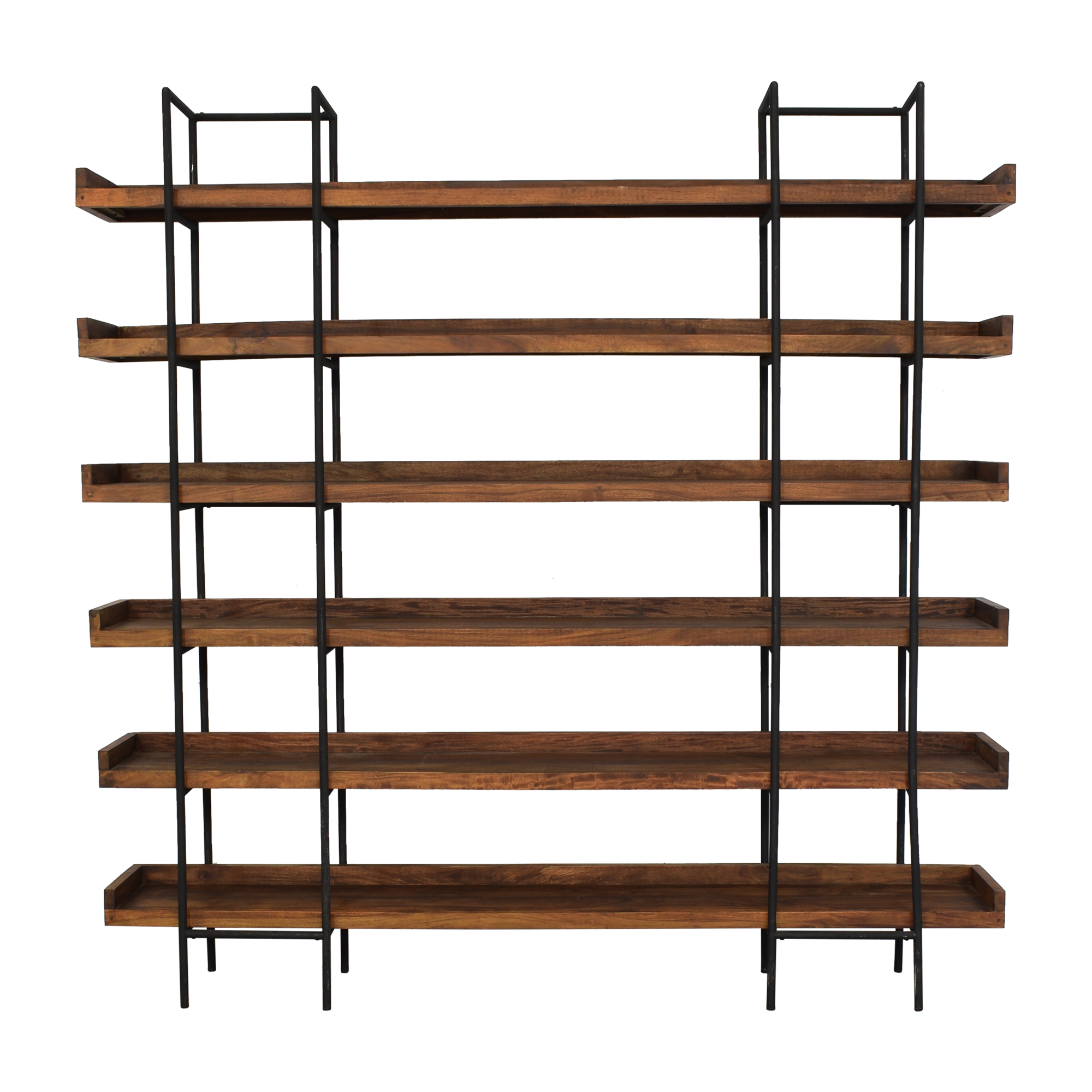 Industrial Etagere Bookcase pa