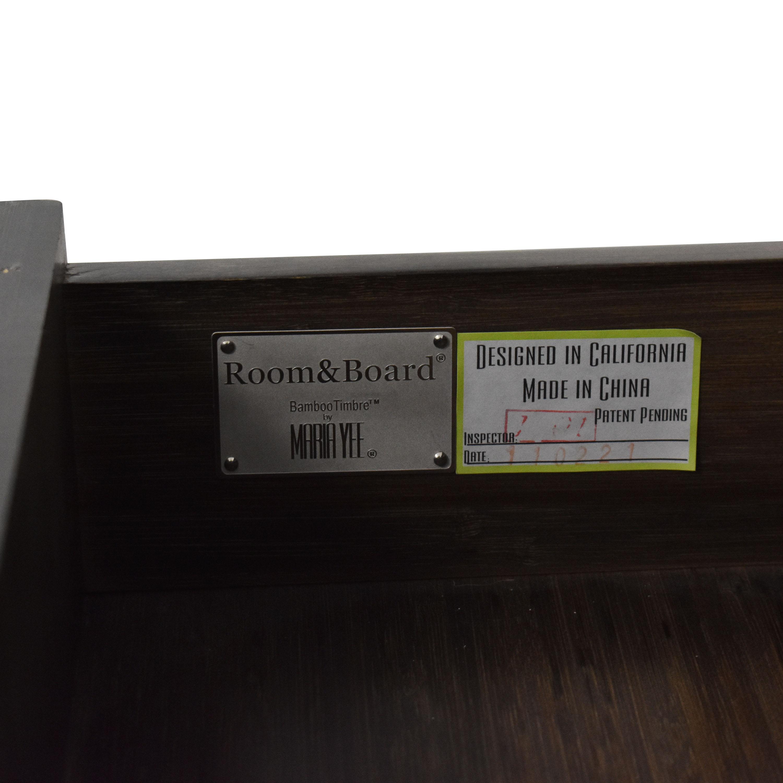 Room & Board Room & Board by Maria Yee Media Stand