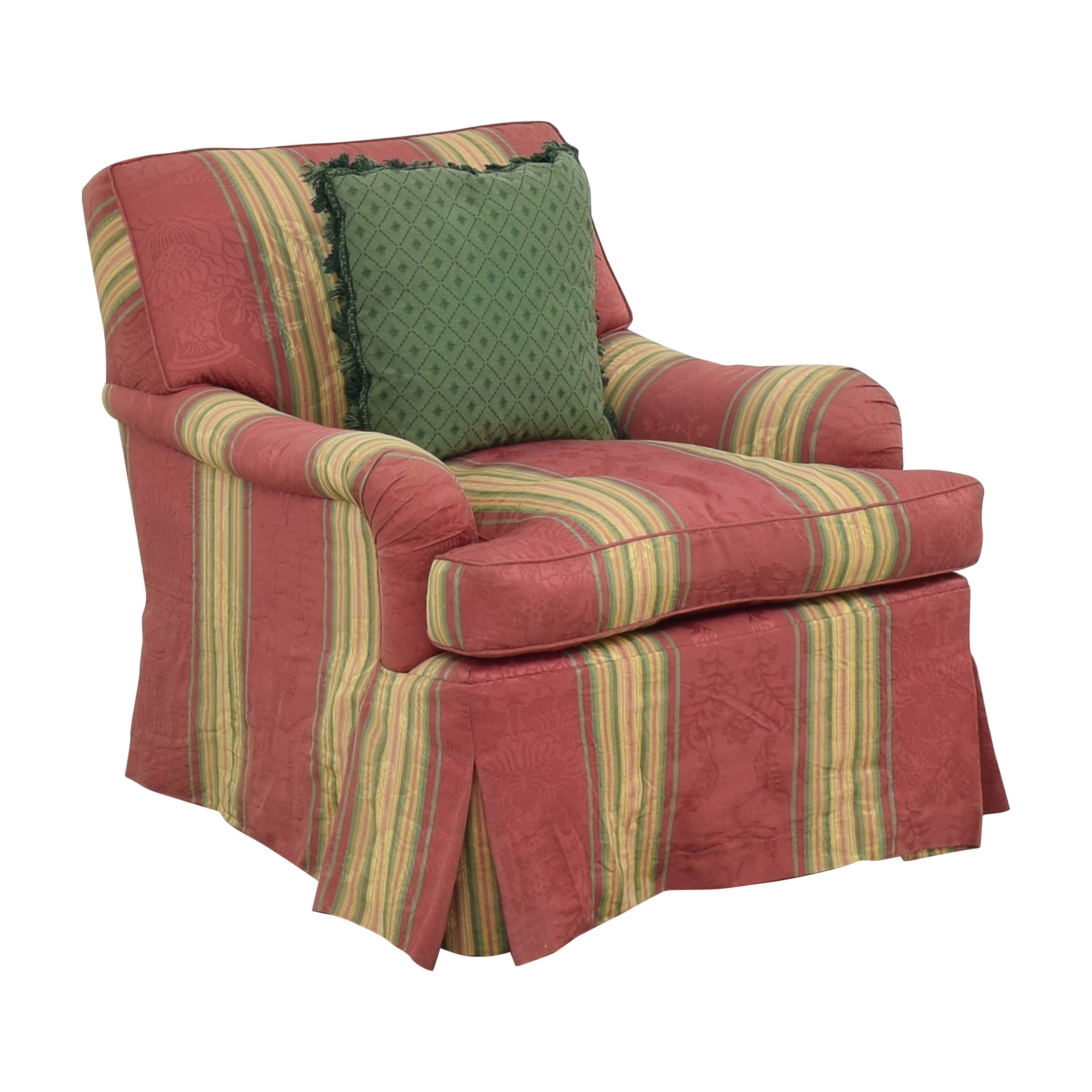 Bridgewater Accent Chair used