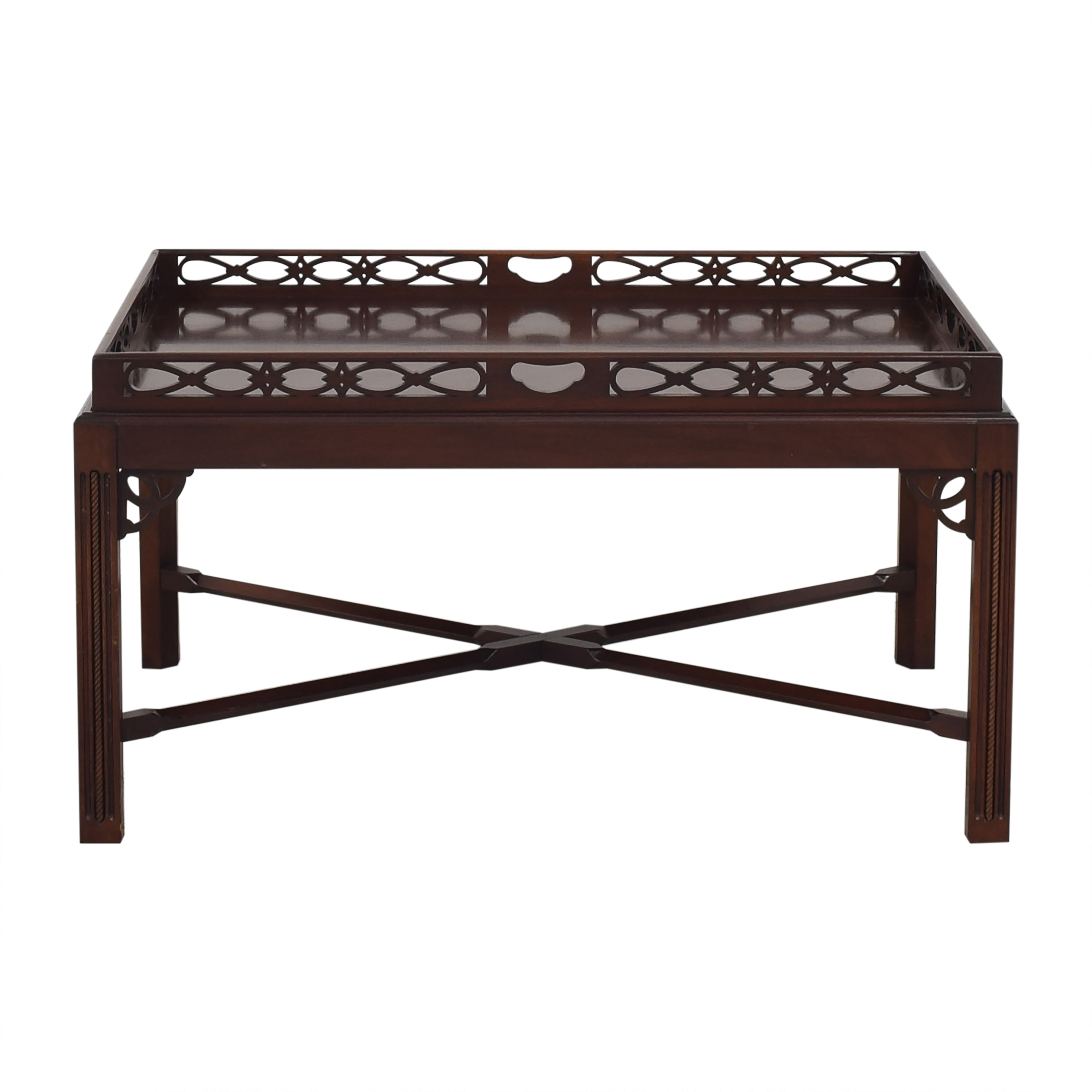 Tray Top Coffee Table Tables