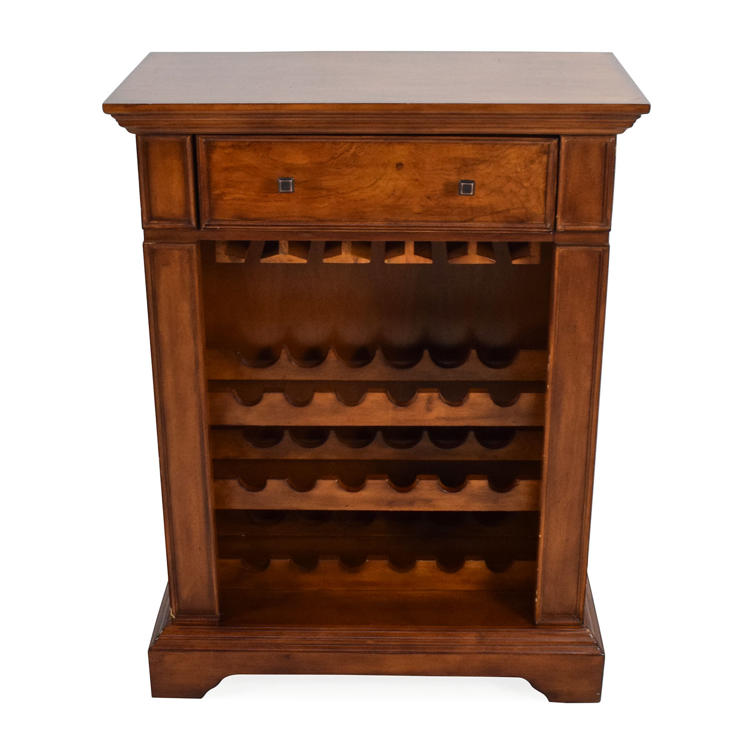 buy Handcrafted Wooden Wine Stand Tables