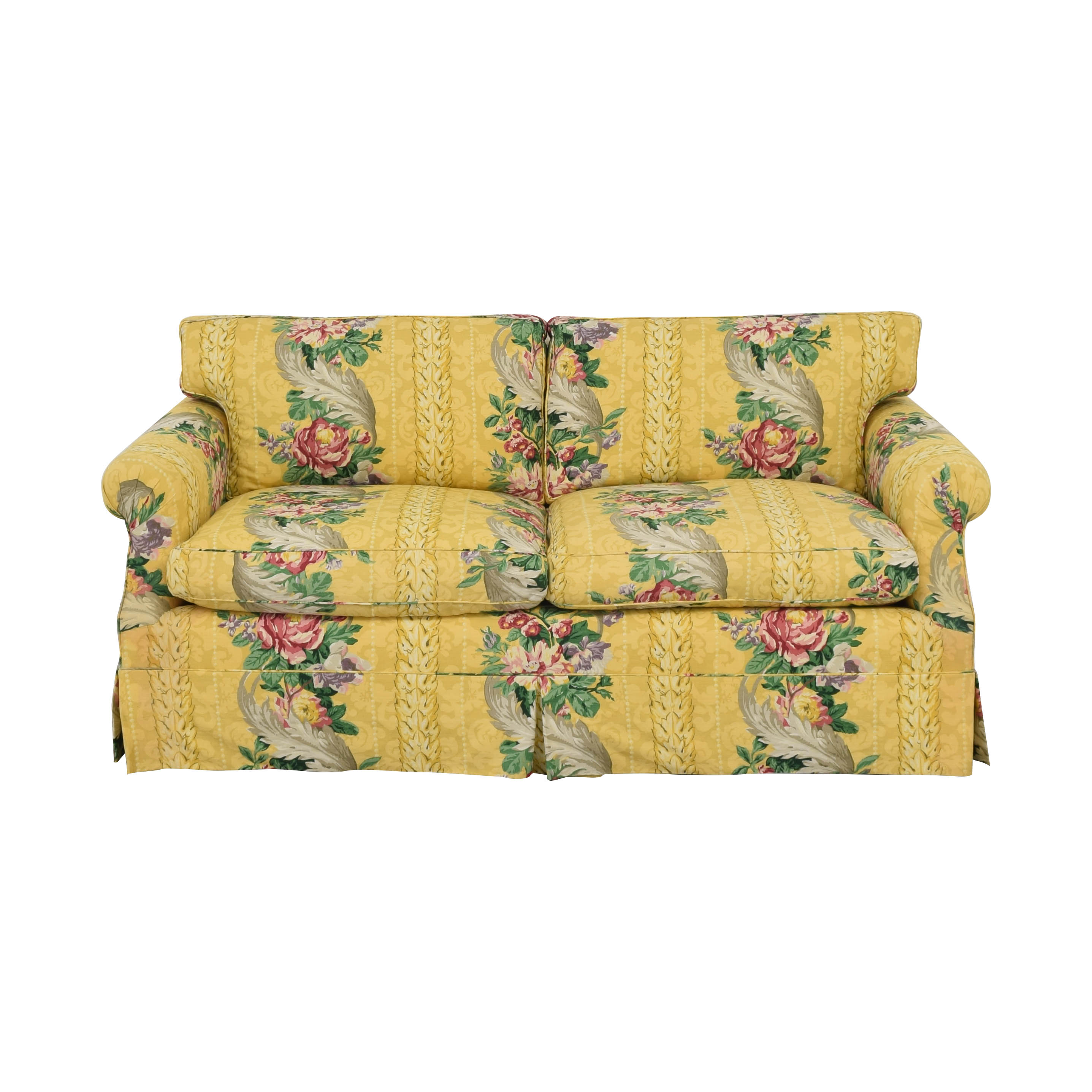 Albert Menin Skirted Loveseat / Sofas