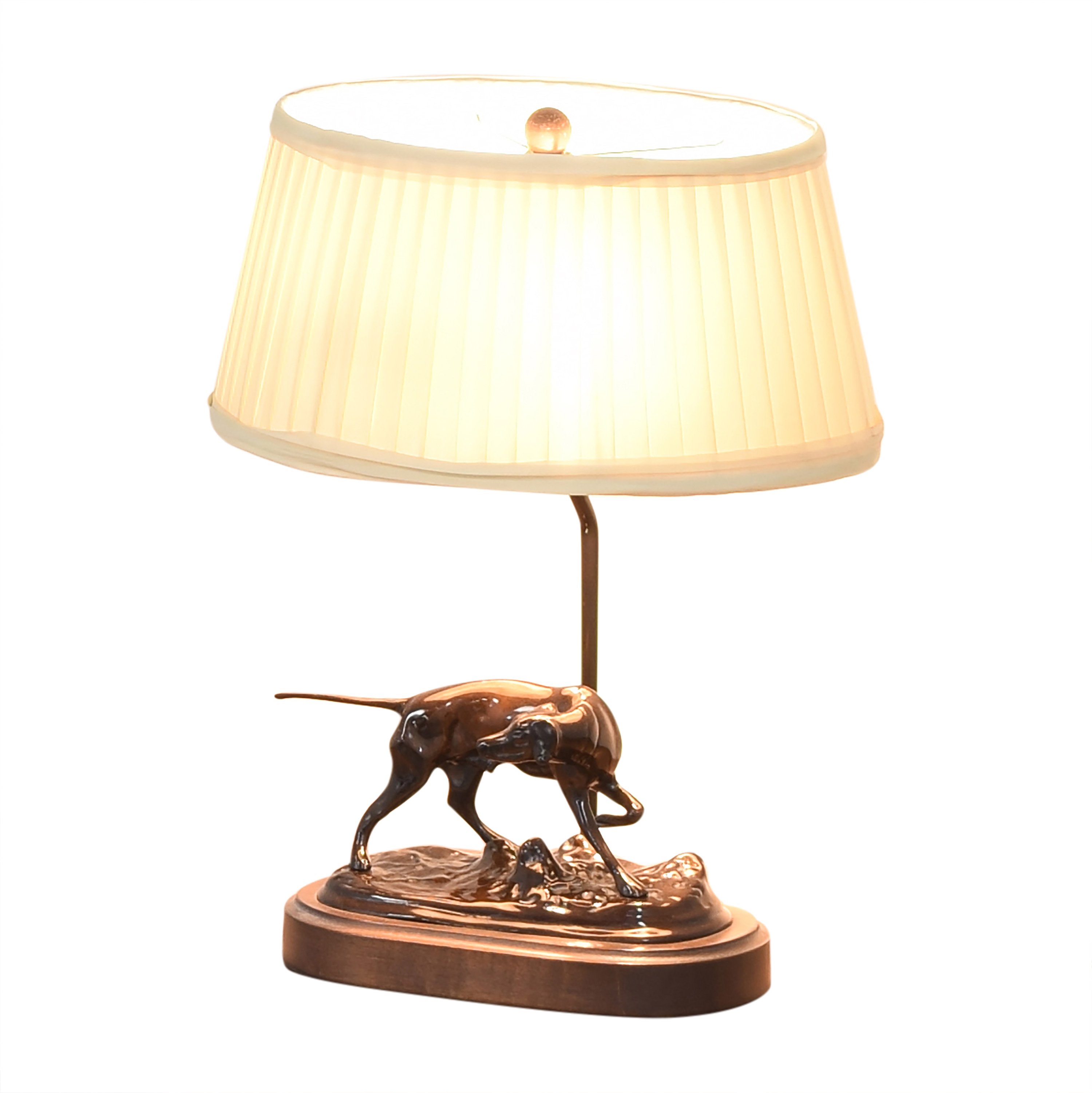 buy Frederick Cooper Dog Lamp Frederick Cooper Decor