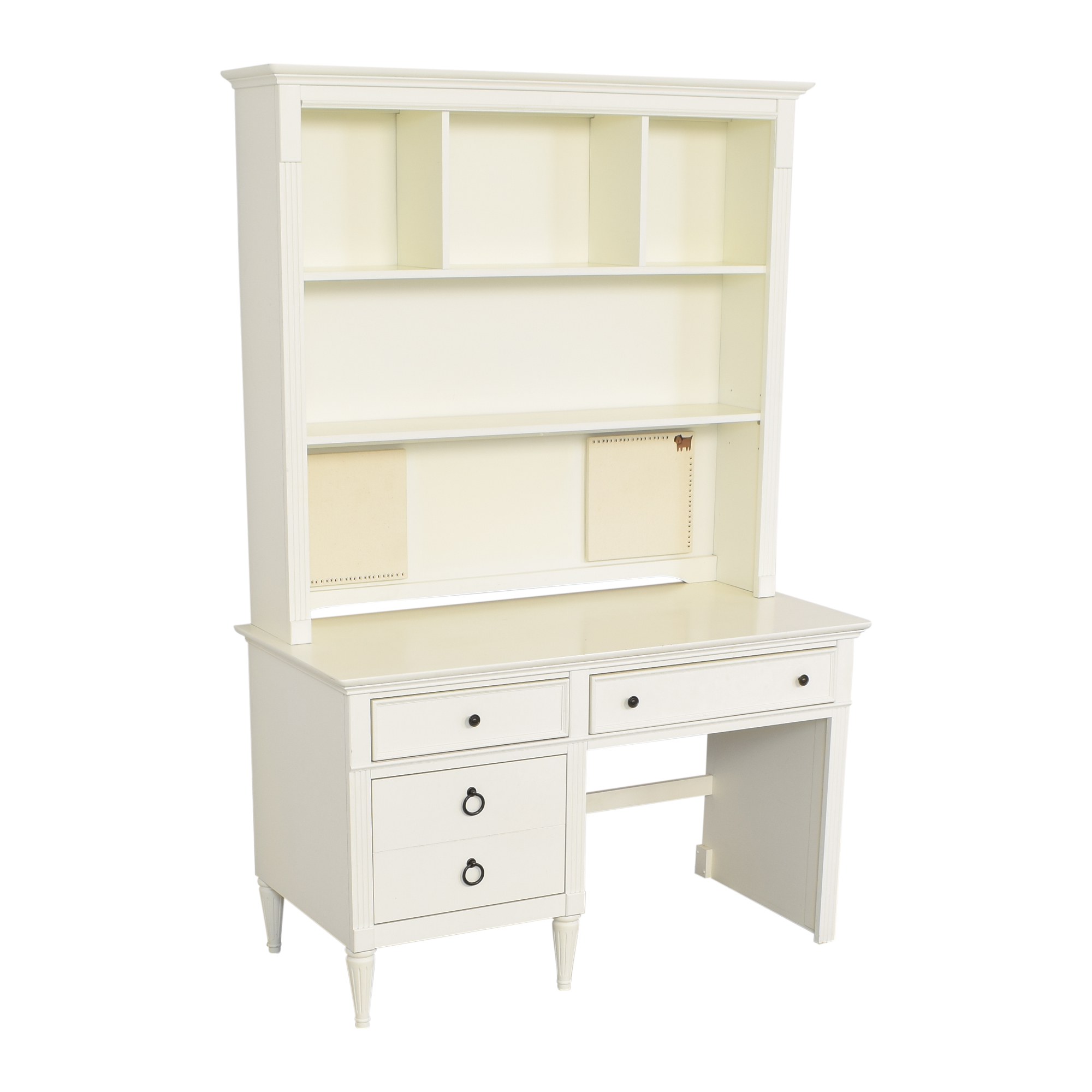 AP Industries Mary-Kate and Ashley Collection Desk with Hutch coupon