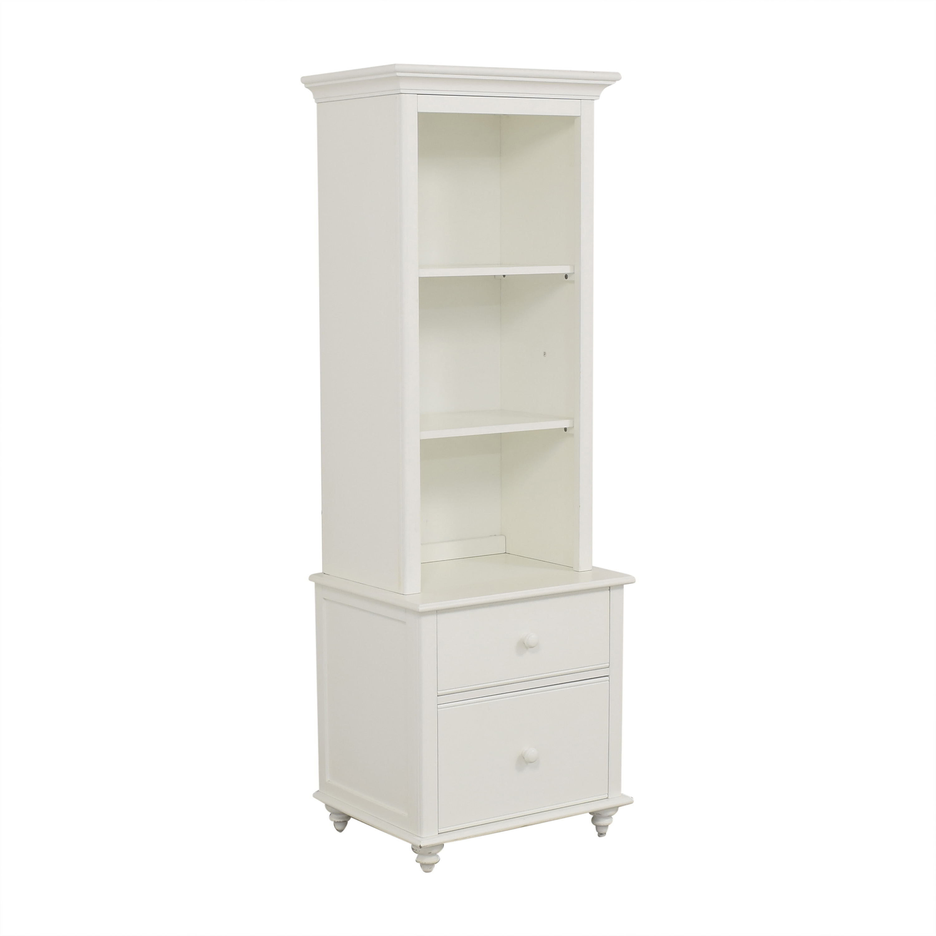 Land of Nod Land of Nod Library Chest Hutch pa