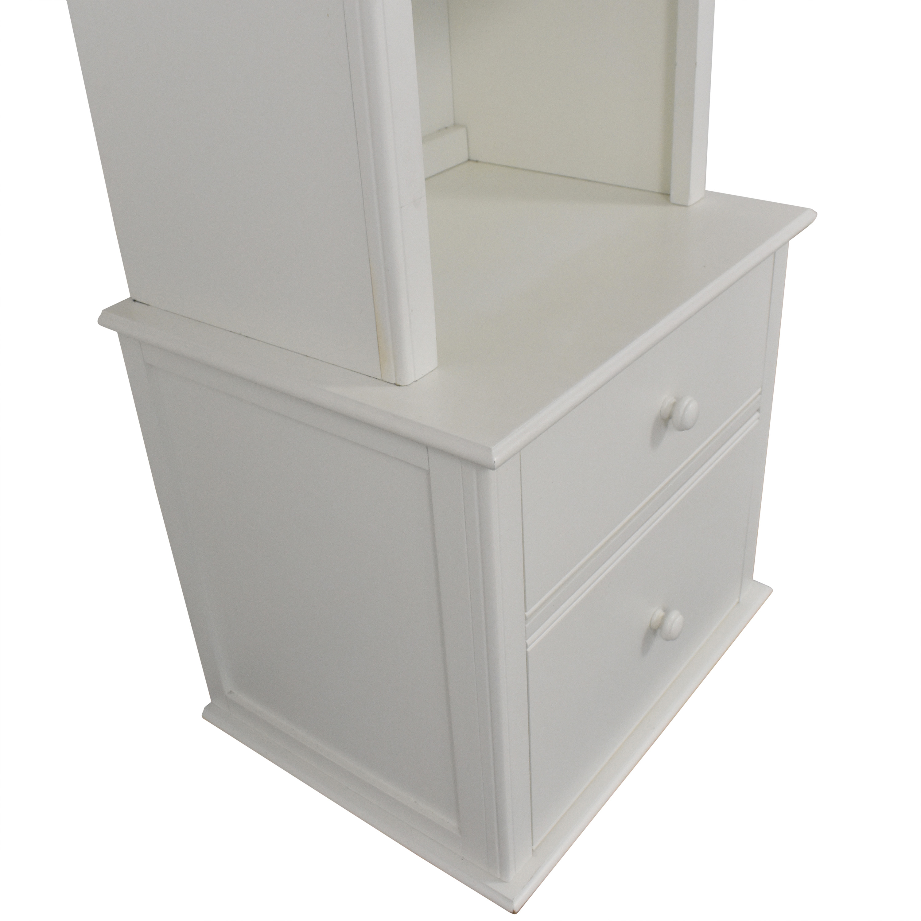 Land of Nod Land of Nod Library Chest Hutch nj