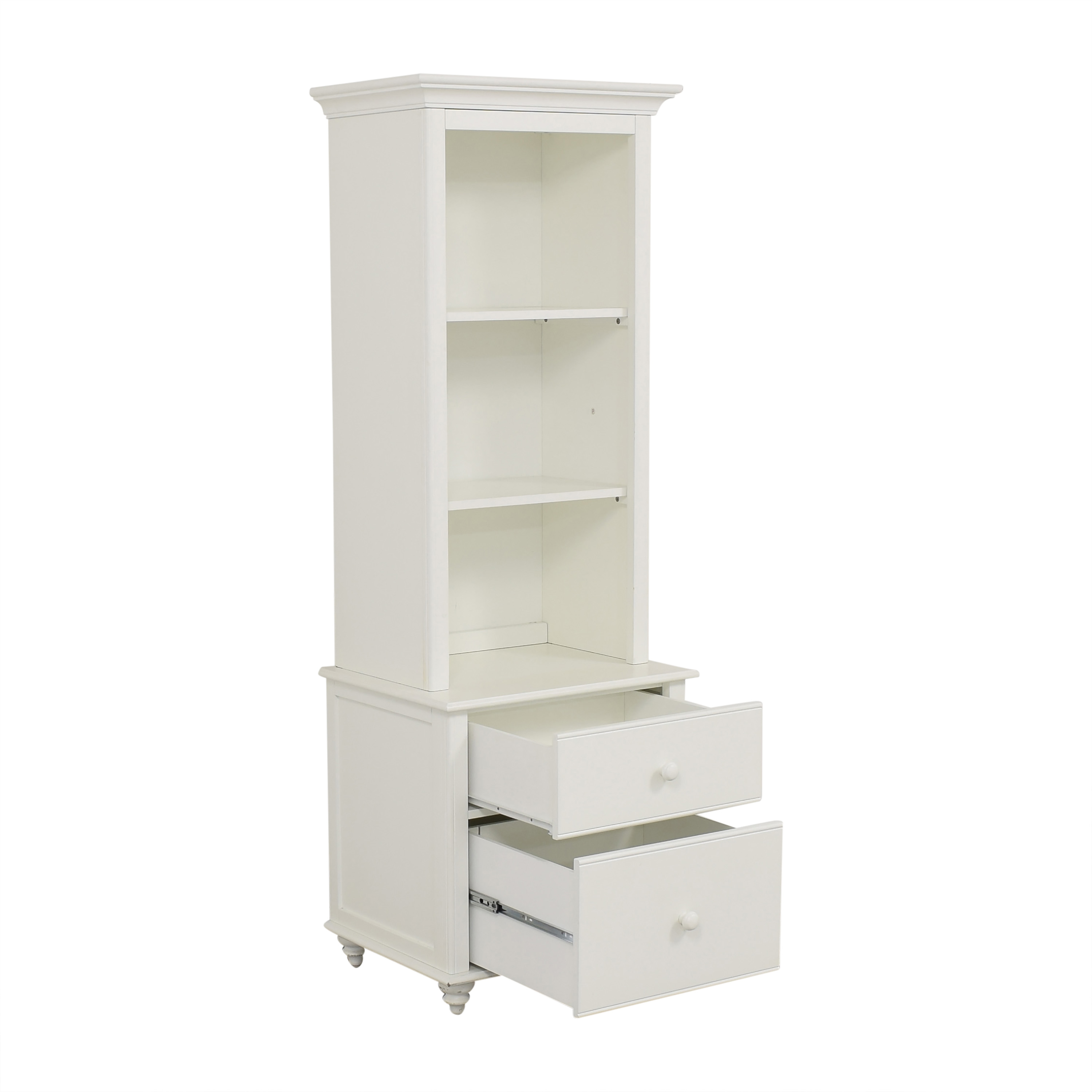 Land of Nod Land of Nod Library Chest Hutch dimensions