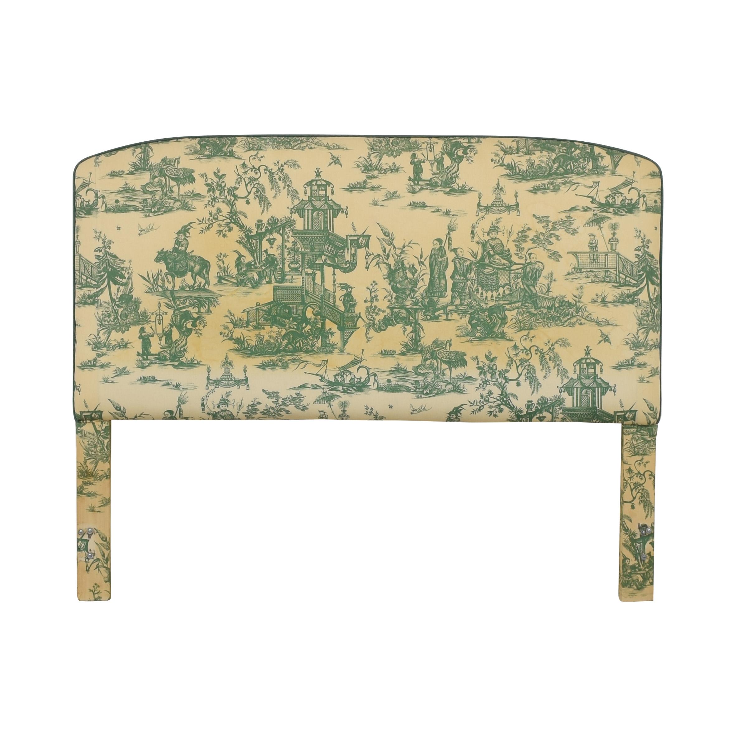 Upholstered Queen Headboard ct