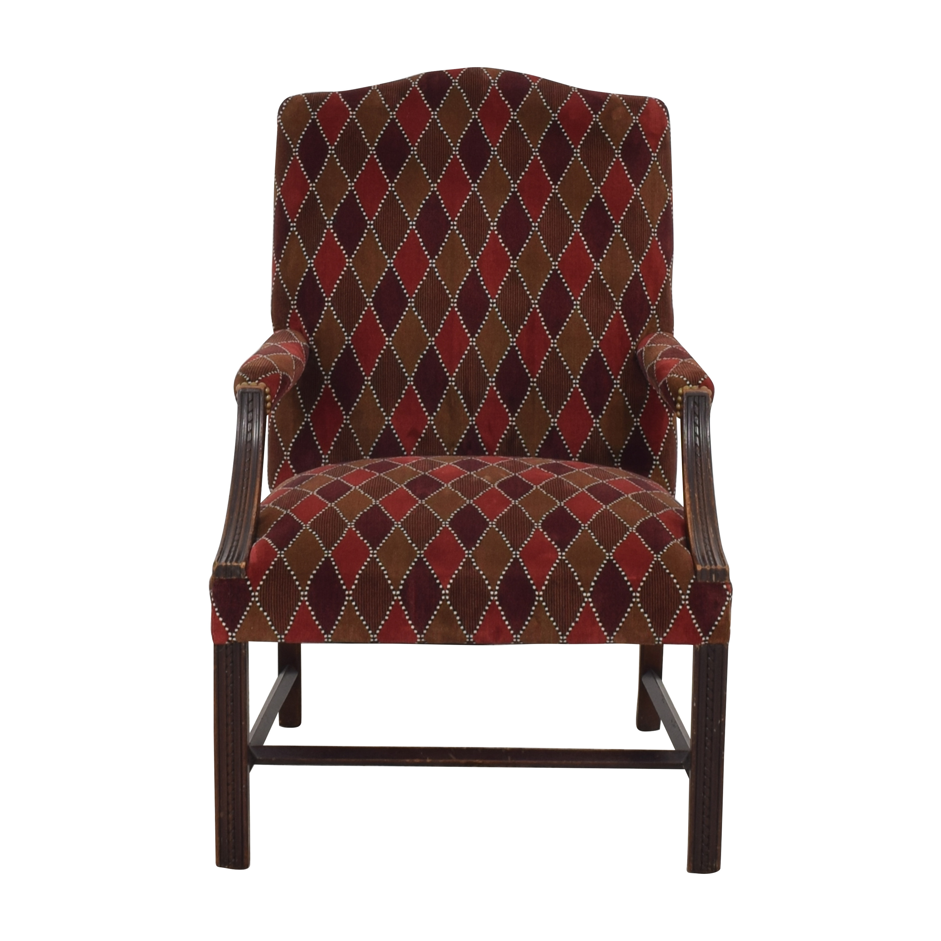 Upholstered Occasional Chair for sale