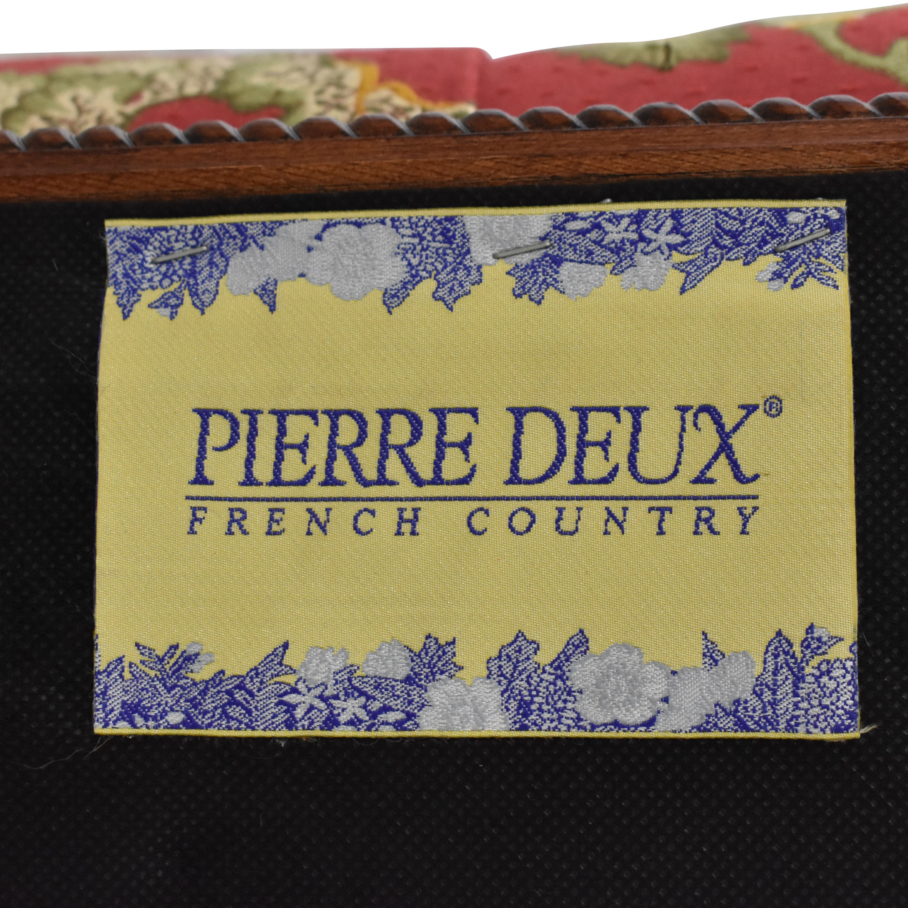 buy Pierre Deux Pierre Deux French Country Ottoman online