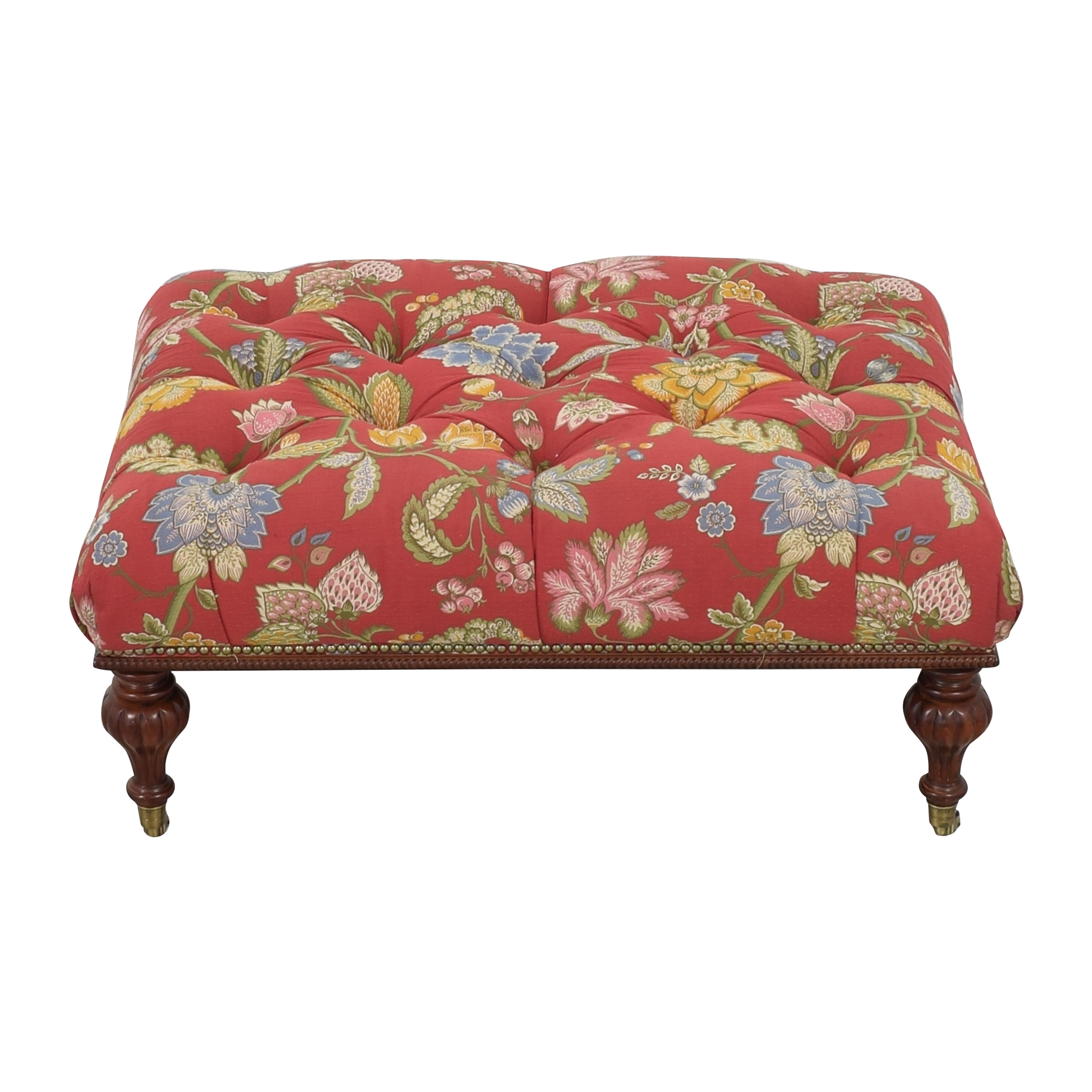 buy Pierre Deux French Country Ottoman Pierre Deux