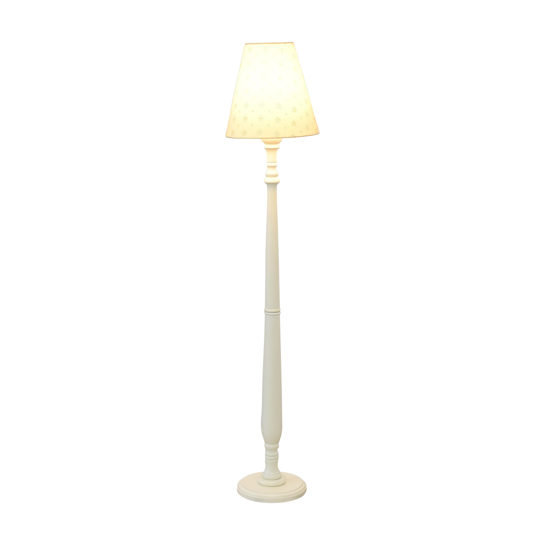 Pottery Barn Floor Lamp / Lamps