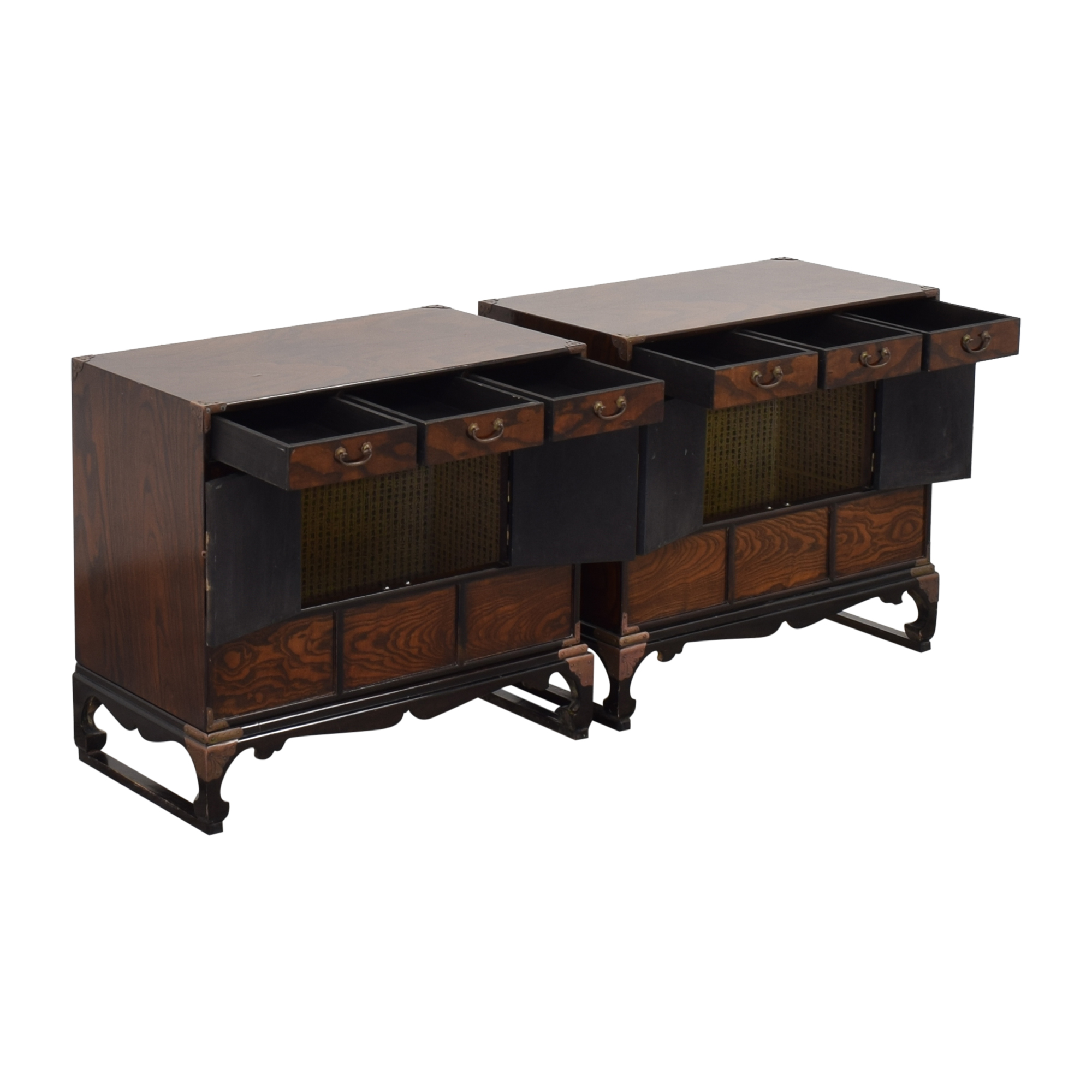 shop Asian Style Nightstands  End Tables