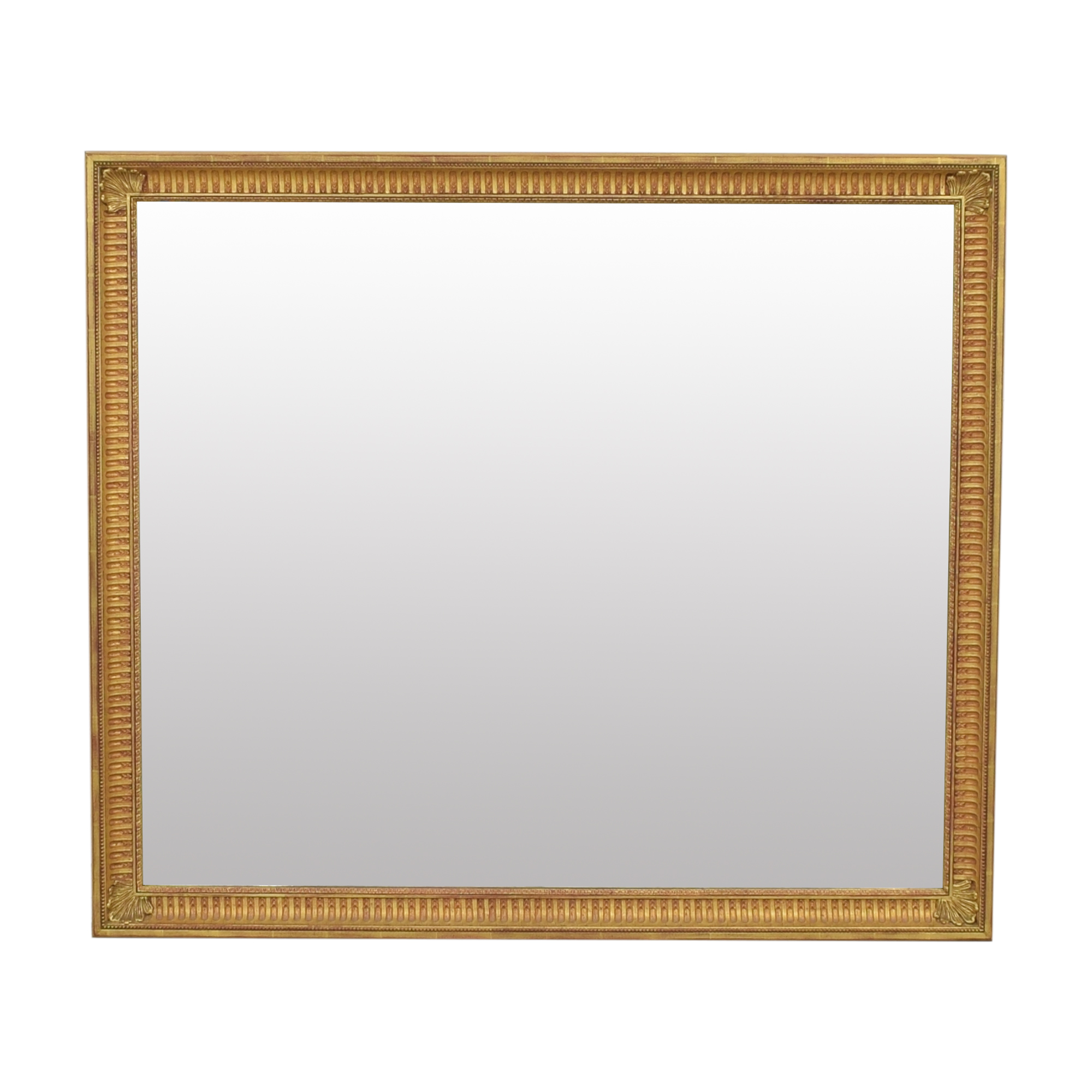 Framed Decorative Wall Mirror on sale
