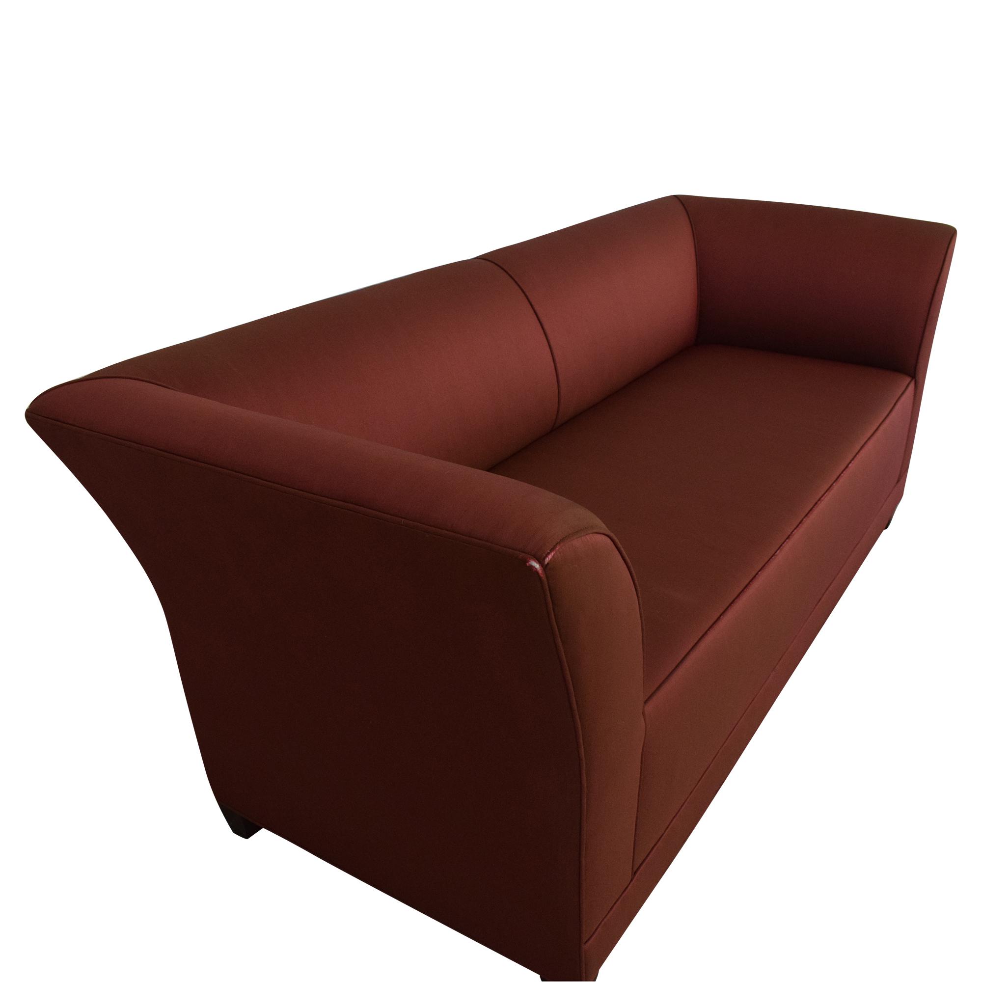 Todd Hase Todd Hase Tuxedo Sofa used