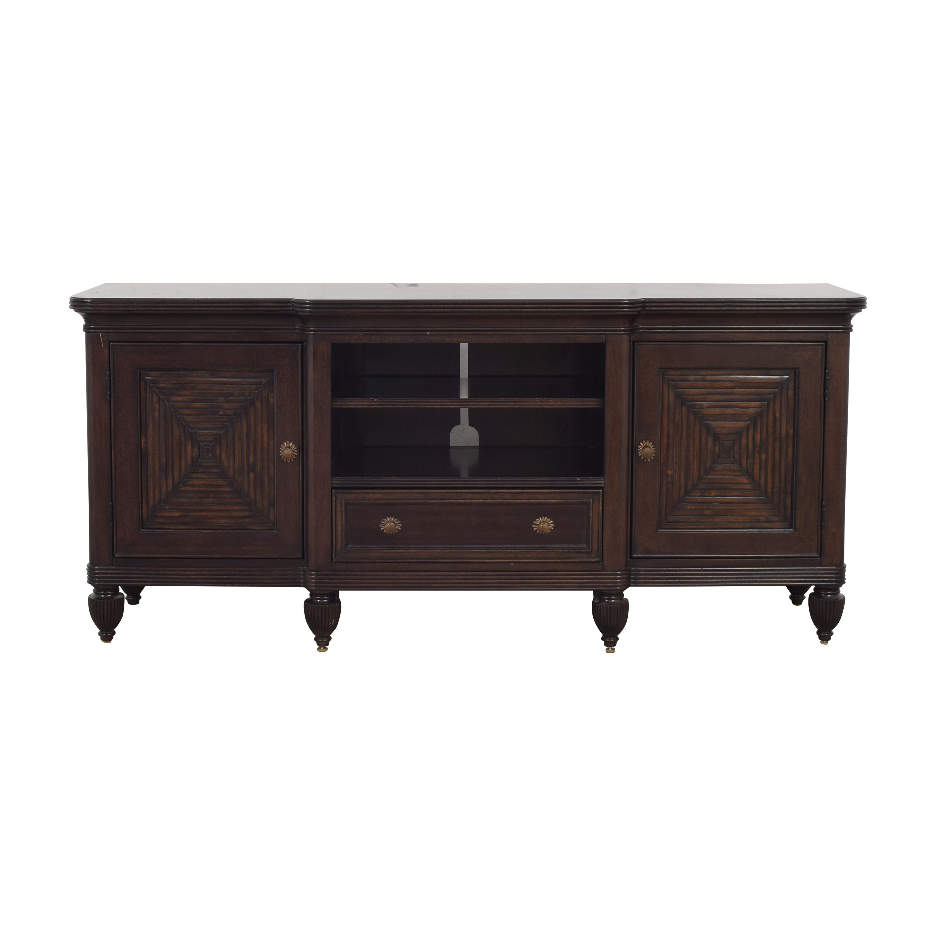 buy Tommy Bahama Home Royal Kahala Maui Media Console Tommy Bahama Home Media Units