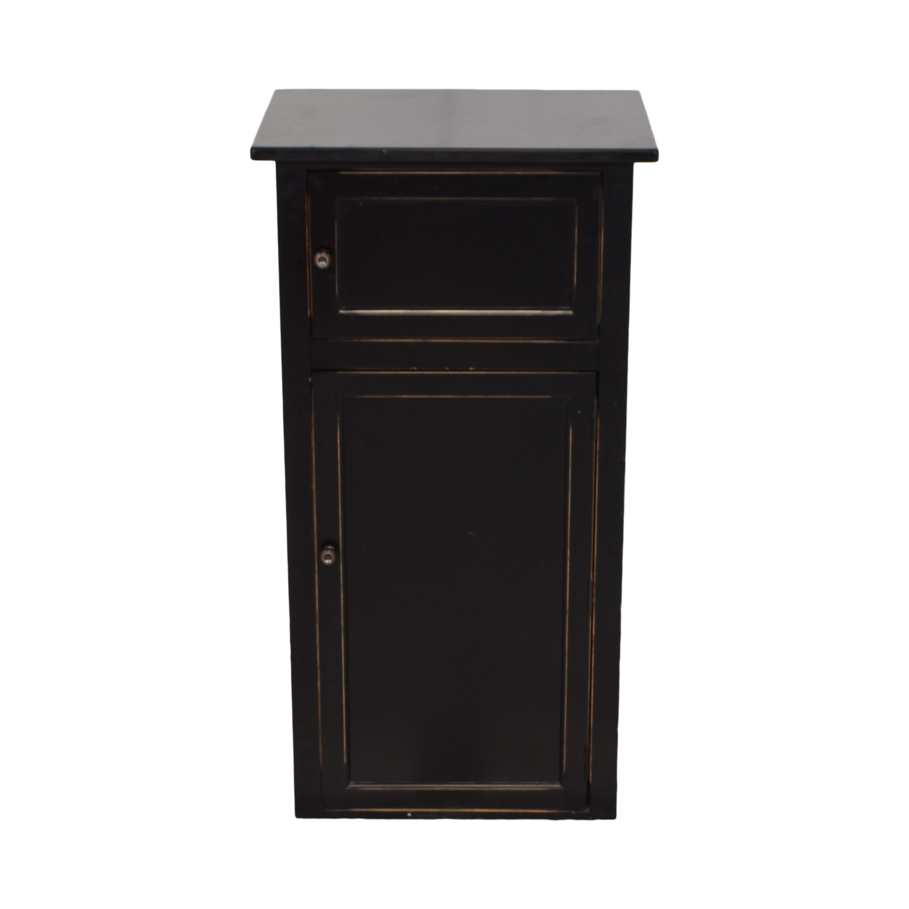 Crate & Barrel Two Door Cabinet / Cabinets & Sideboards