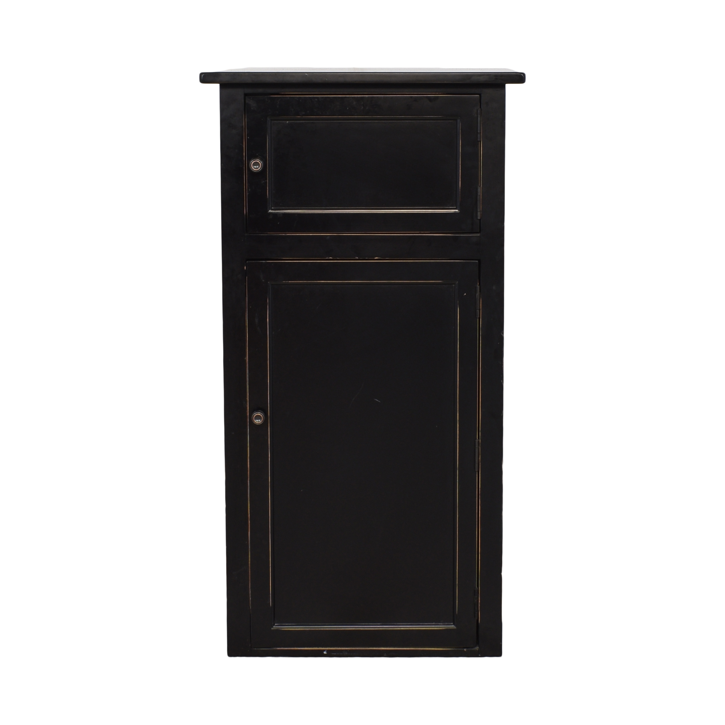 Crate & Barrel Crate & Barrel Two Door Cabinet price