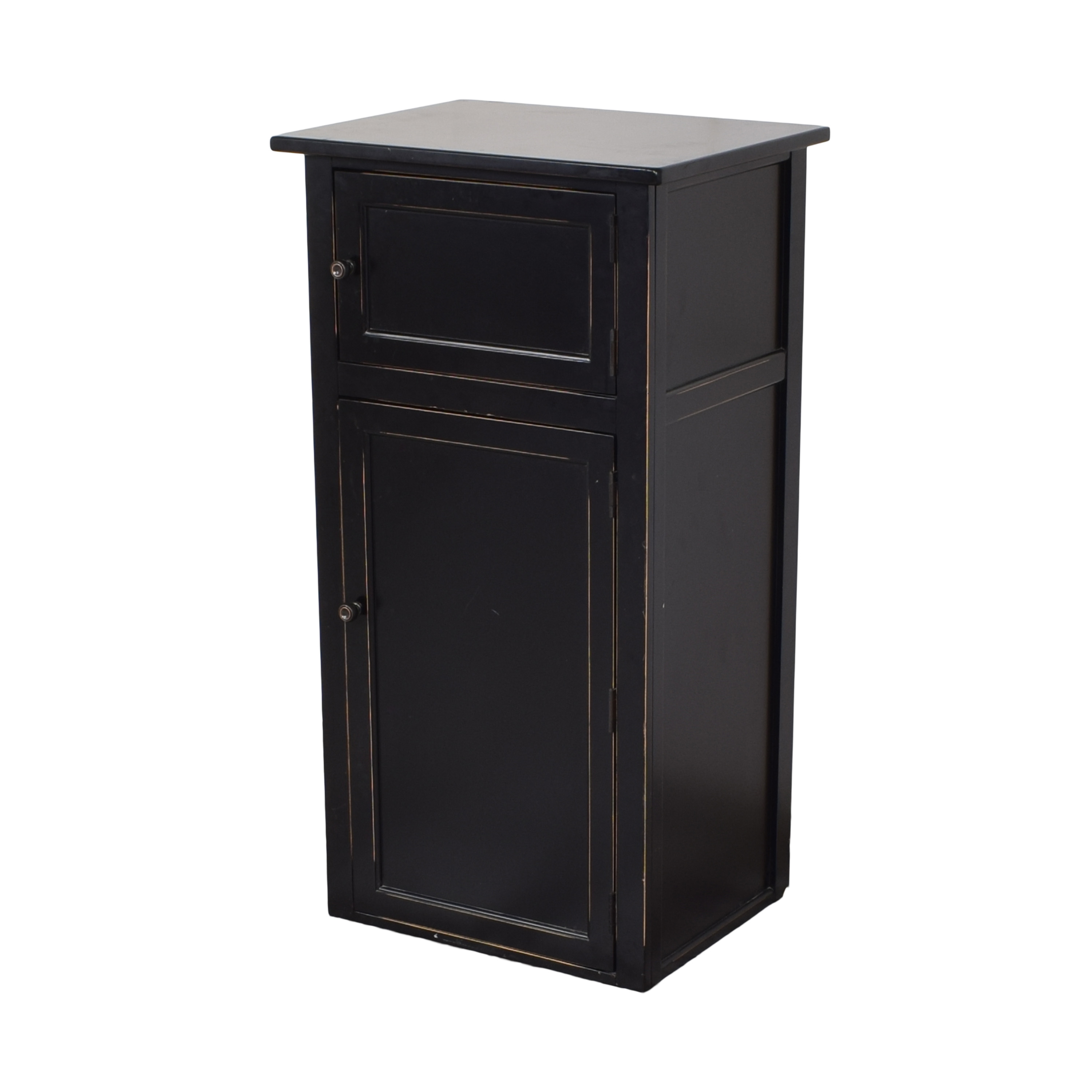Crate & Barrel Crate & Barrel Two Door Cabinet ma