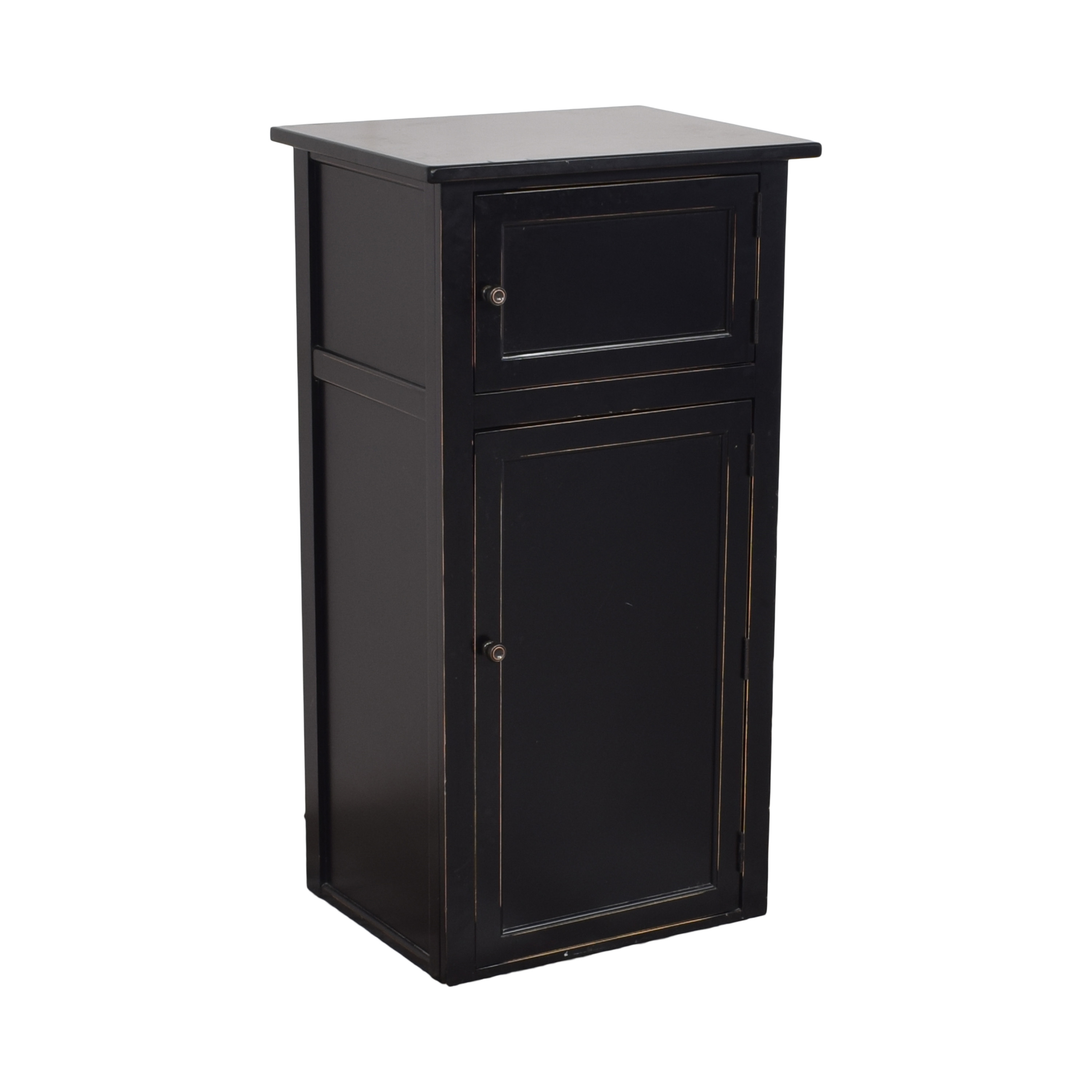 Crate & Barrel Crate & Barrel Two Door Cabinet for sale