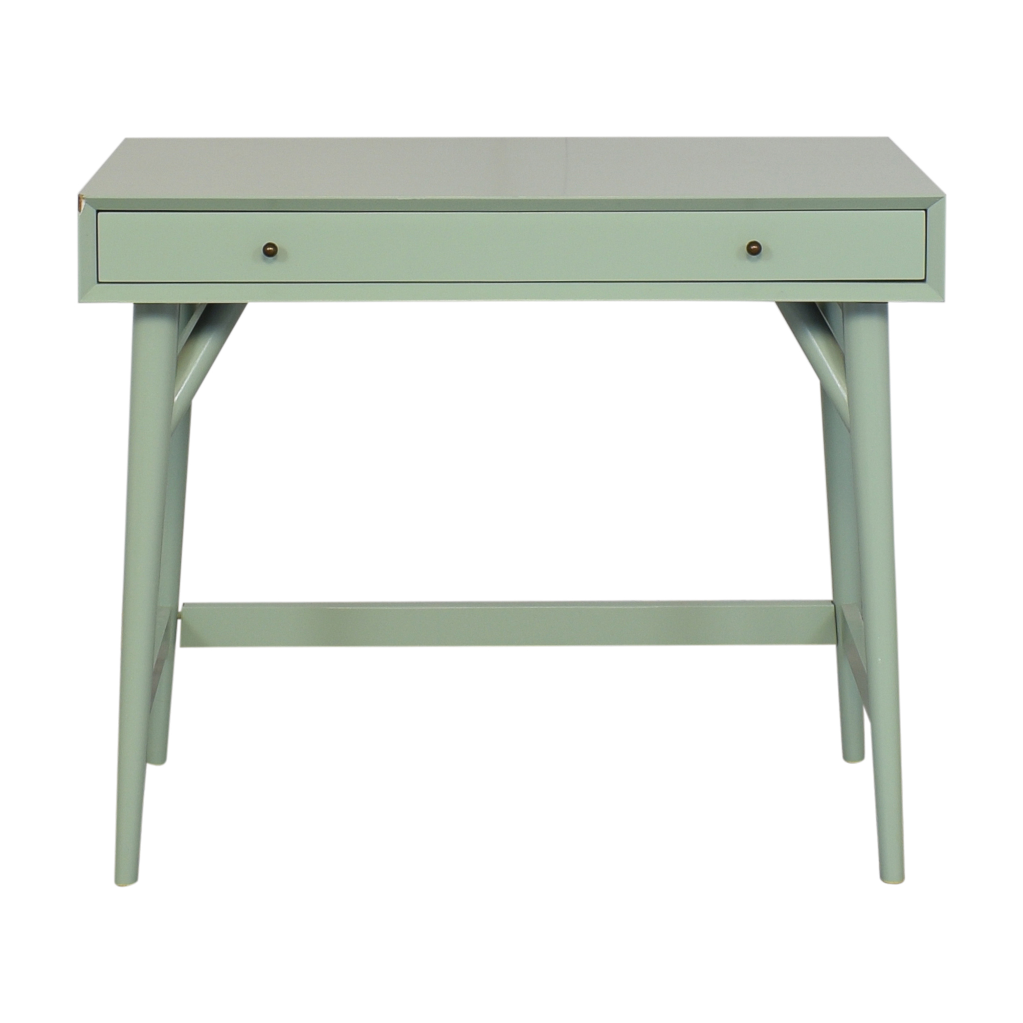 West Elm Mid Century Mini Desk West Elm