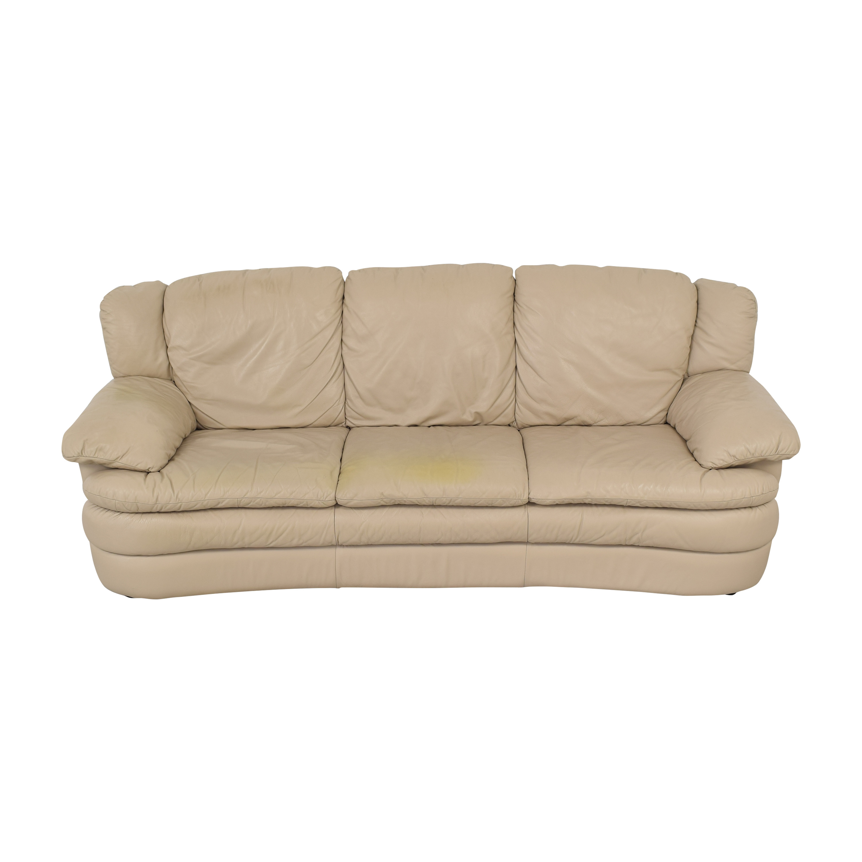 Natuzzi Natuzzi Three Cushion Sofa