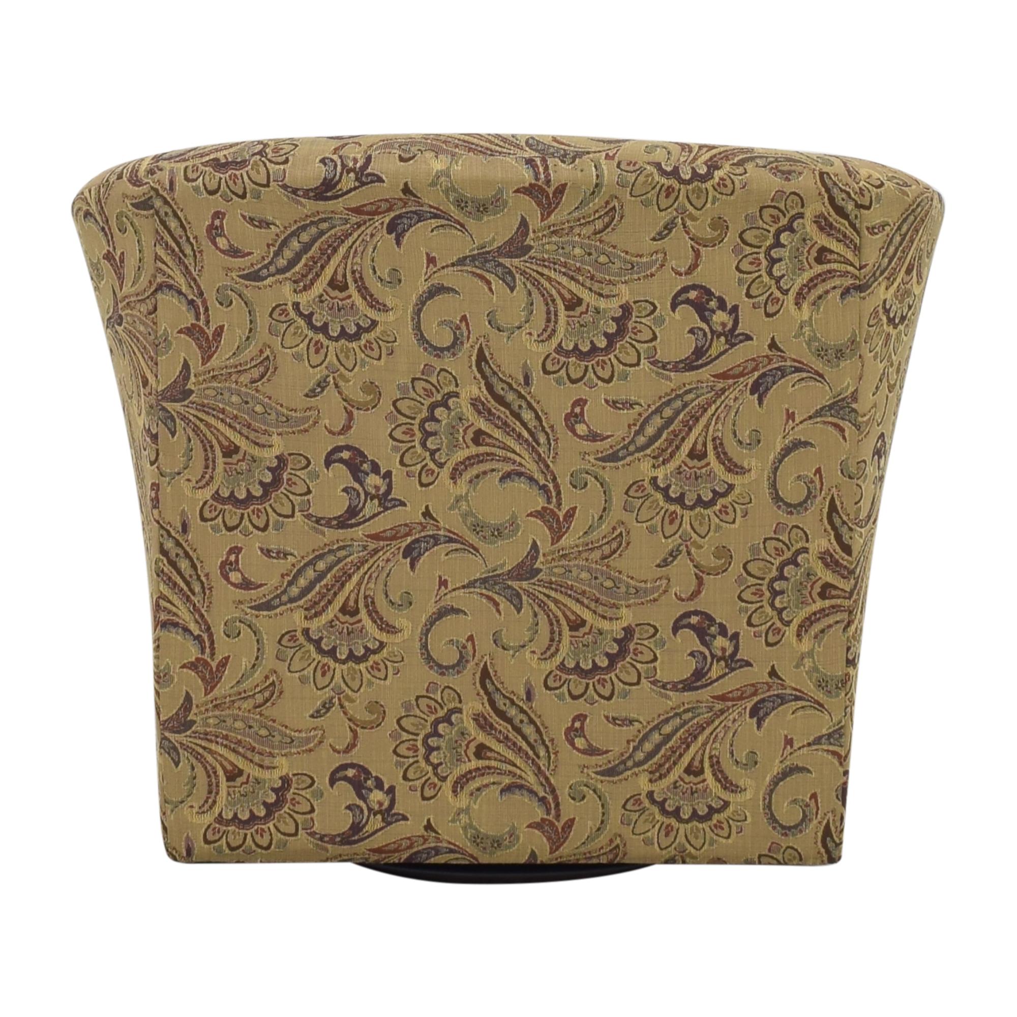 Hooker Furniture Hooker Furniture Sam Moore Swivel Accent Chair ct